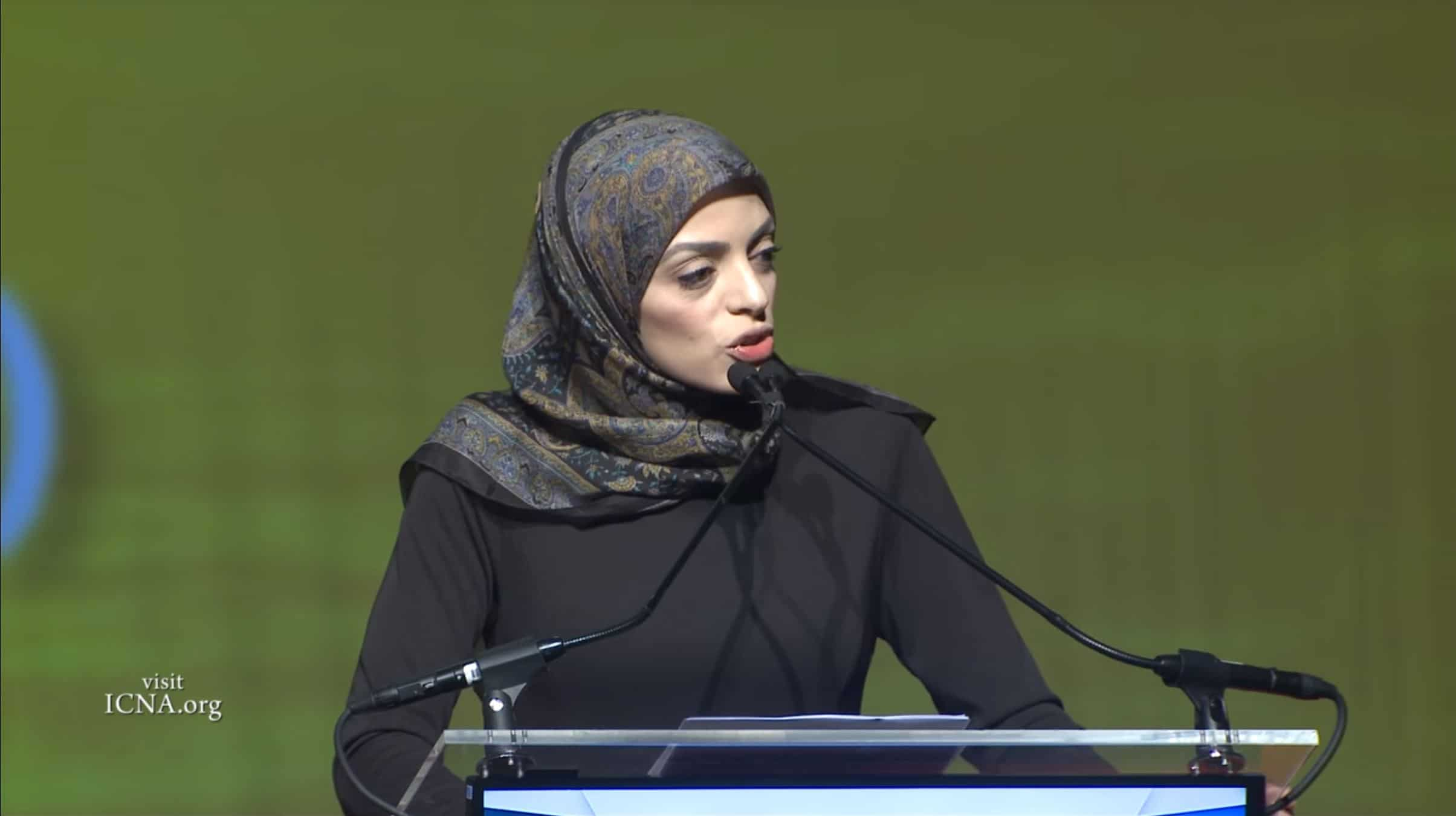 Dalia Fahmy – No Fear: I am a Muslim