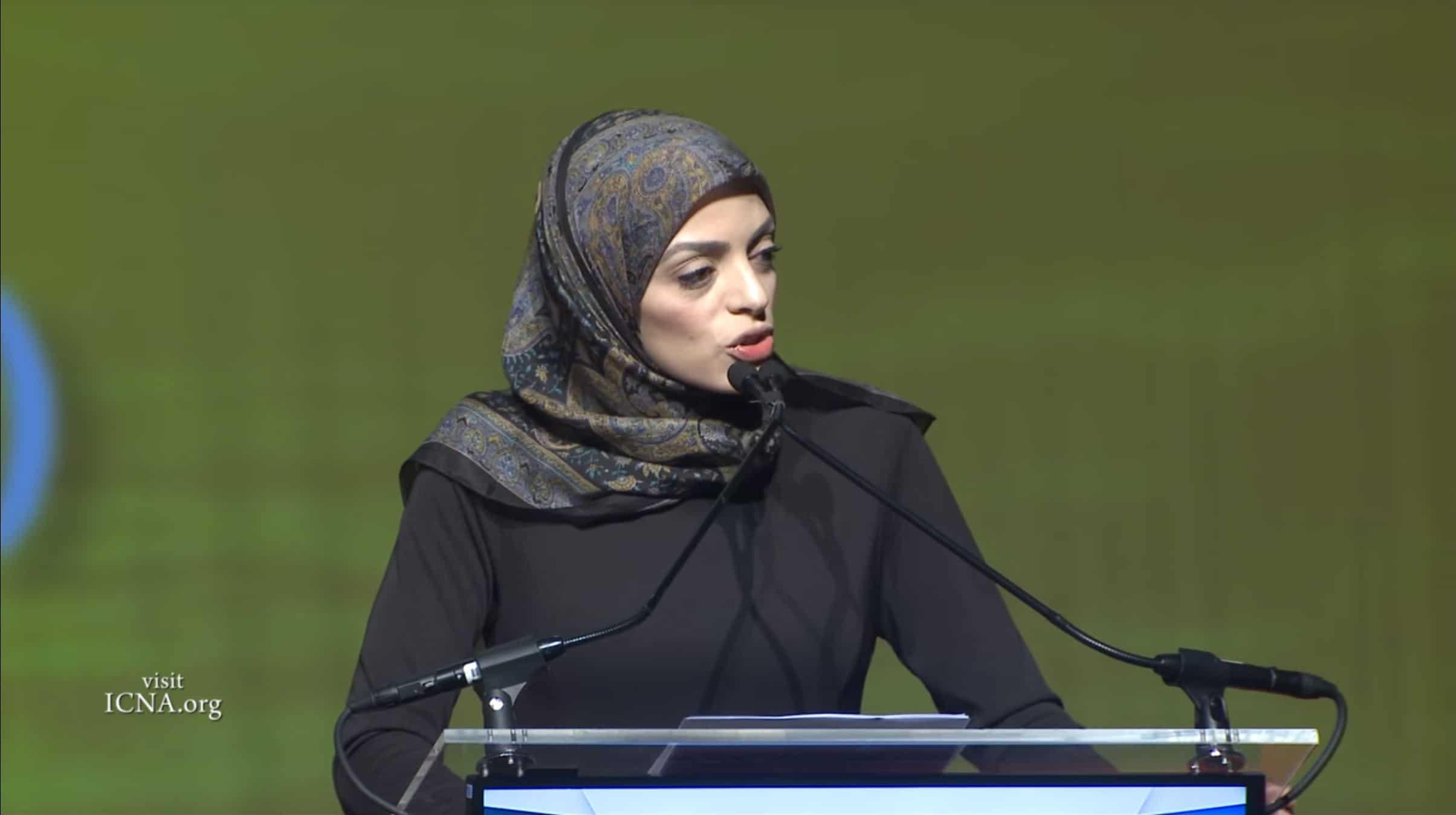 Dalia Fahmy – No Fear: I am a Muslim