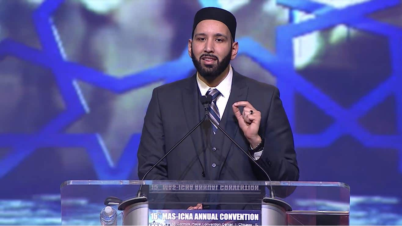 Omar Suleiman – Bad Blood: The Road to Mending Relationships