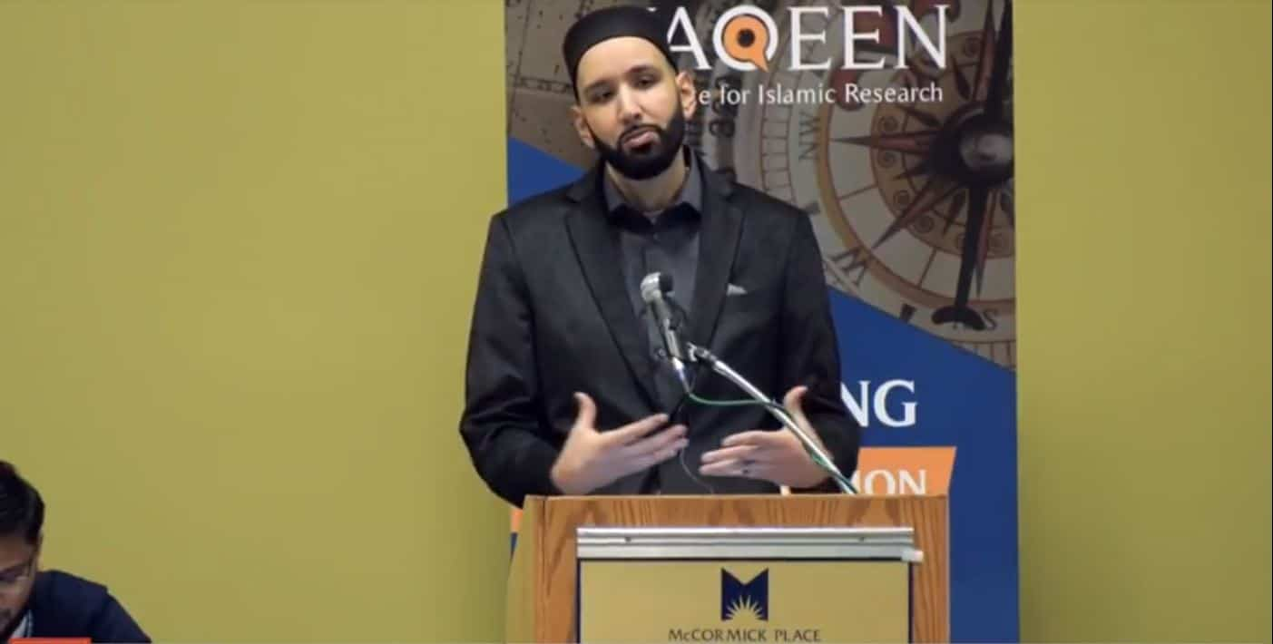 Omar Suleiman – Islam, A Coherent Social Justice Tradition