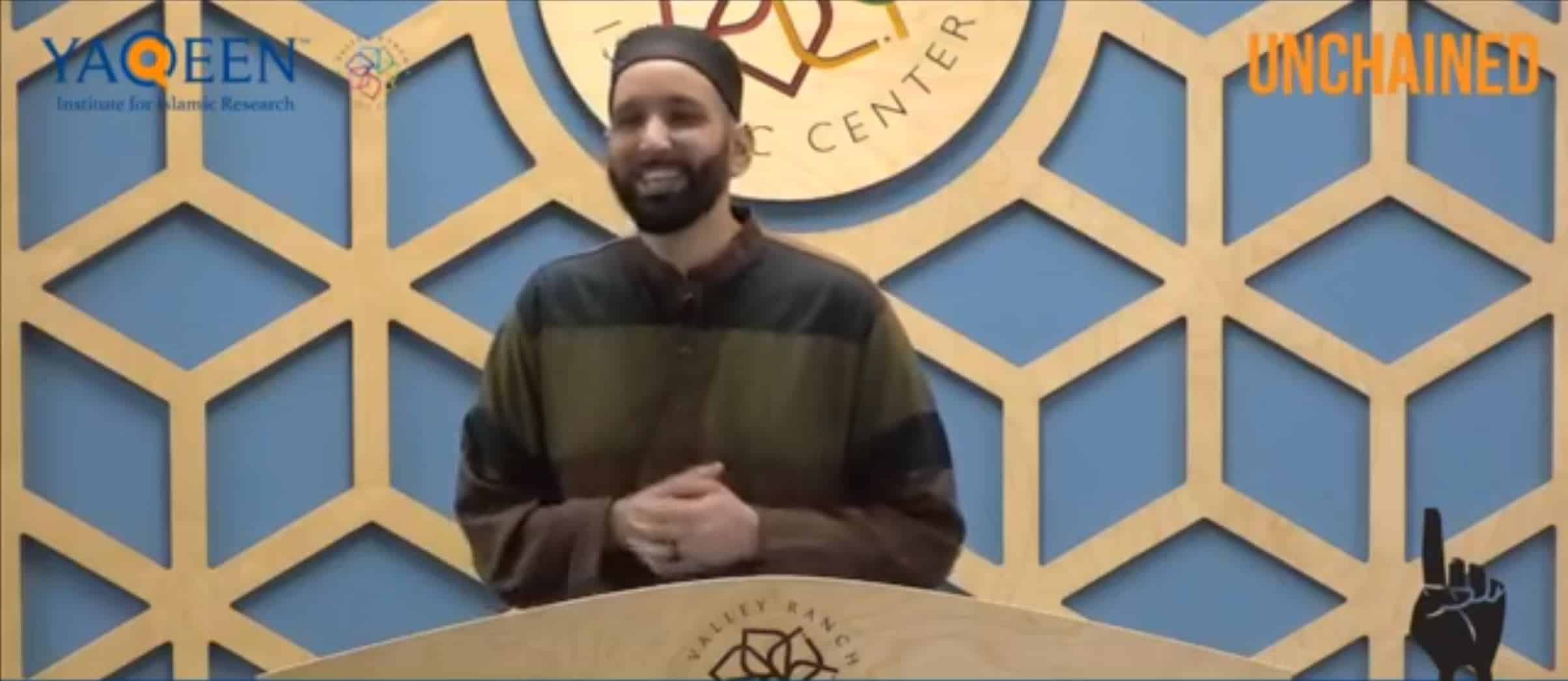 Omar Suleiman – Unchained: The Full Story of Bilal ibn Rabah