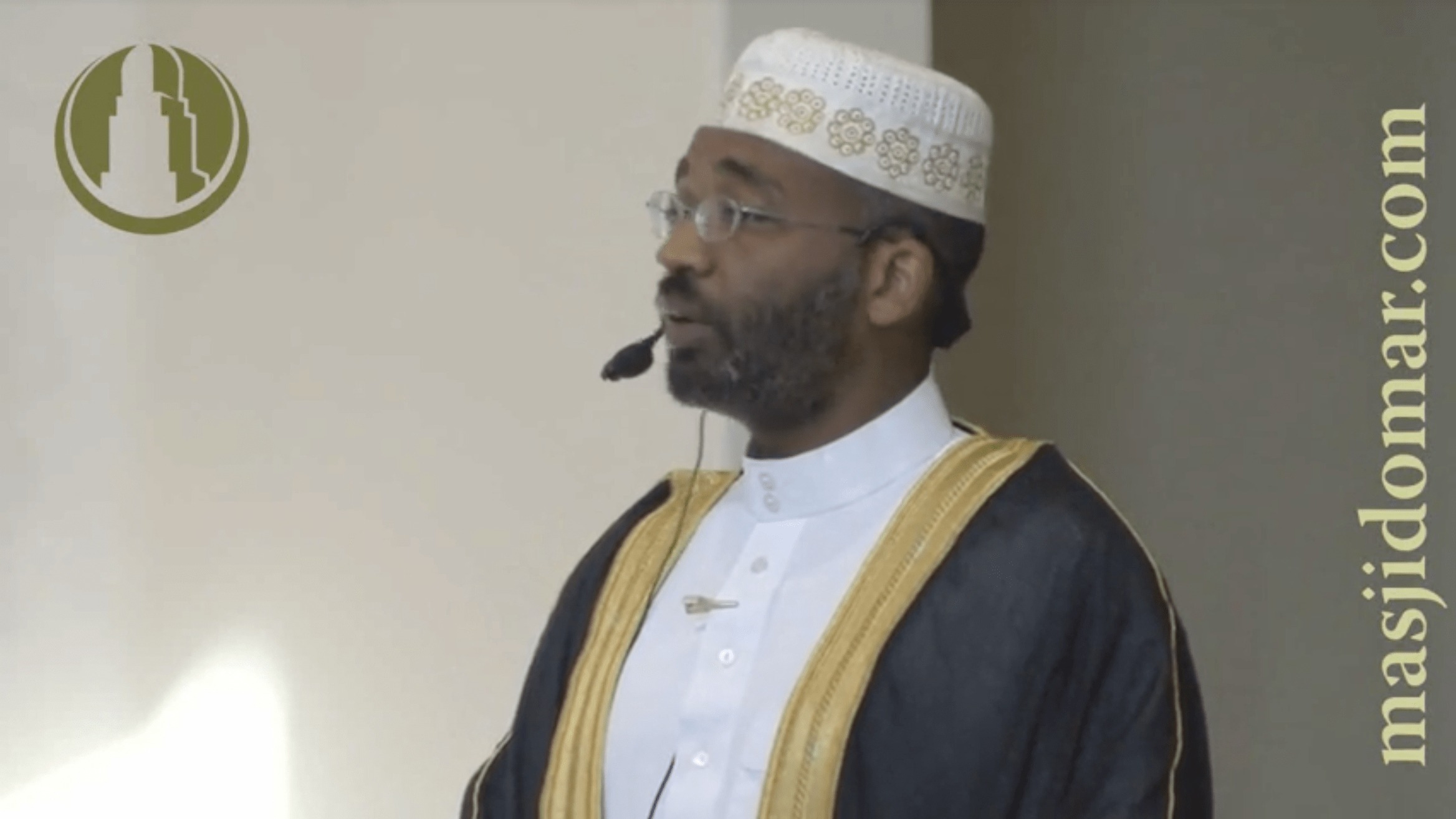 Yassir Fazaga – How Do You Handle Yourself in Time of Difficulties