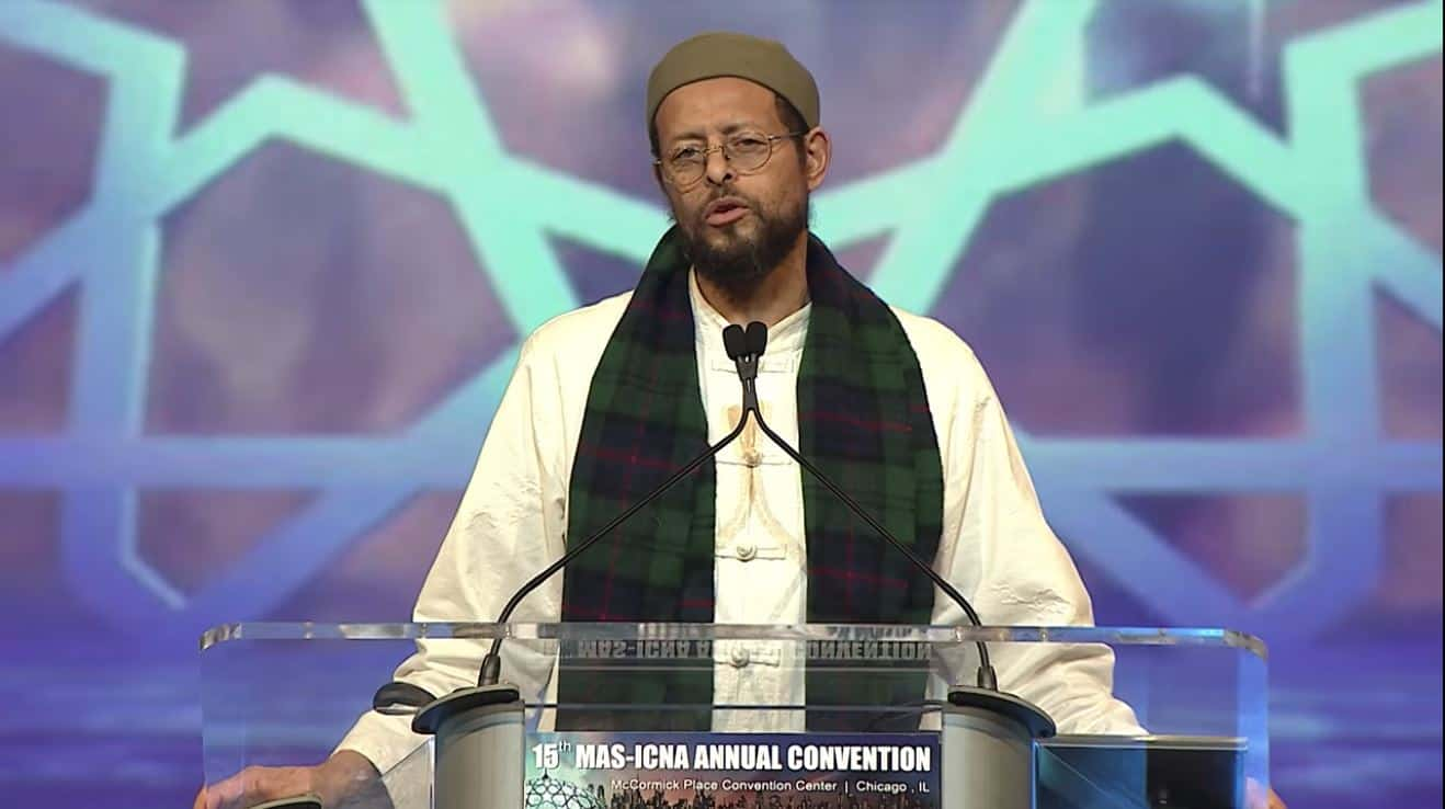 Zaid Shakir – Adoring the Creator and Serving the Creation