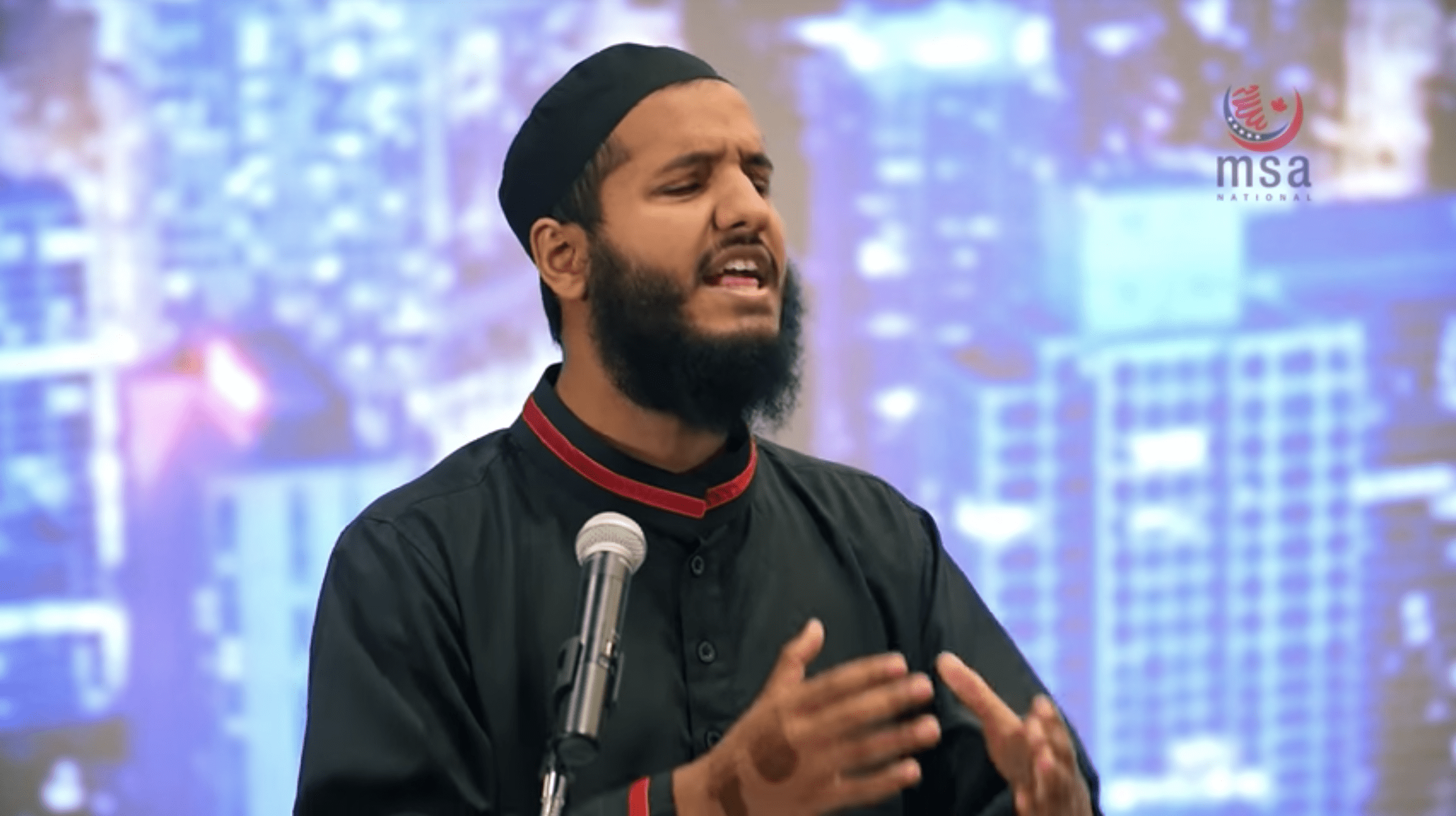 Hussain Kamani – Blessings from Allah