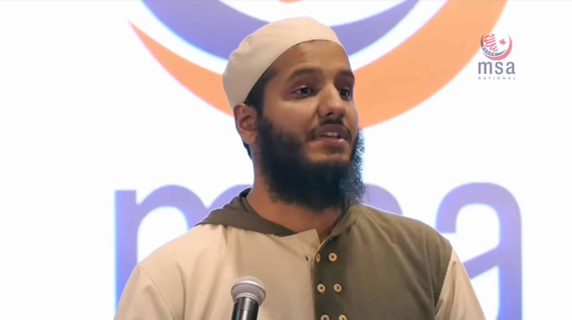 Hussain Kamani – Relying on Allah
