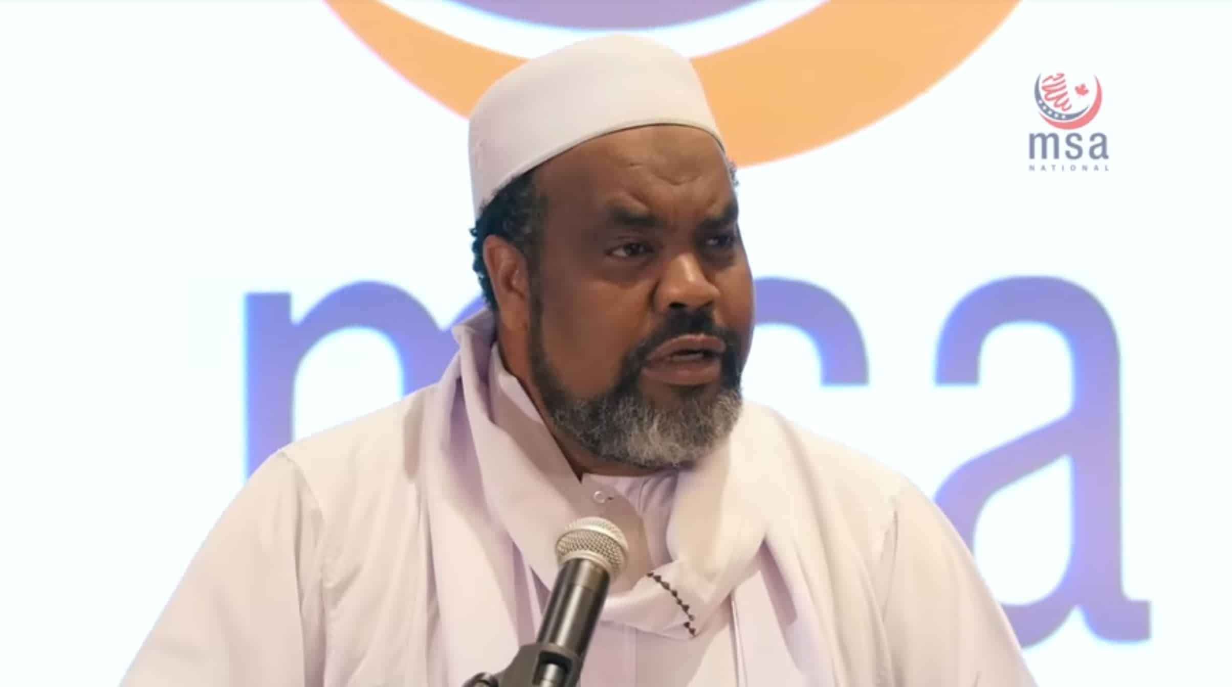 Mohamed Magid – You Can Only Rely On Allah