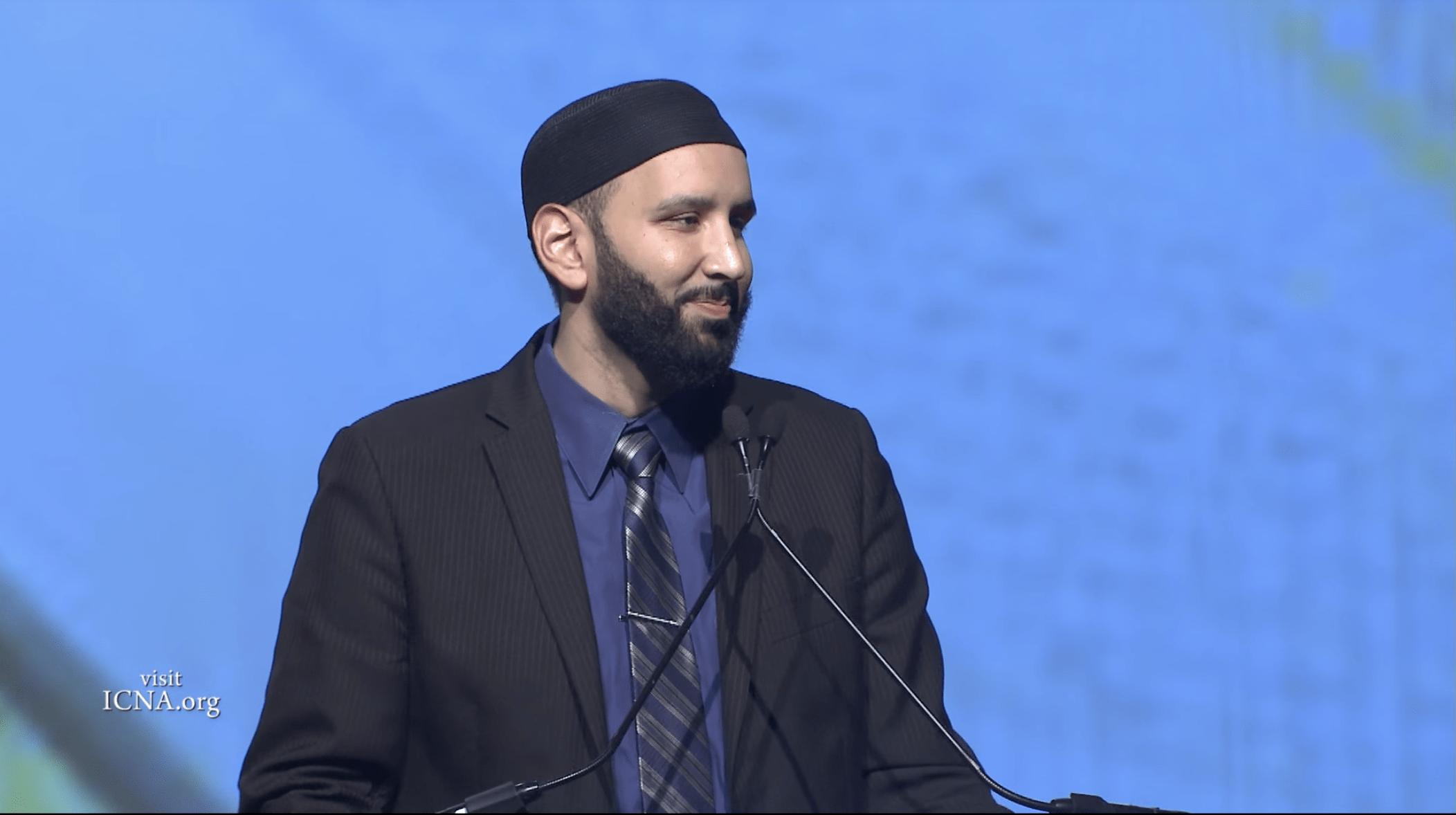 Omar Suleiman – Quran and Islamophobia