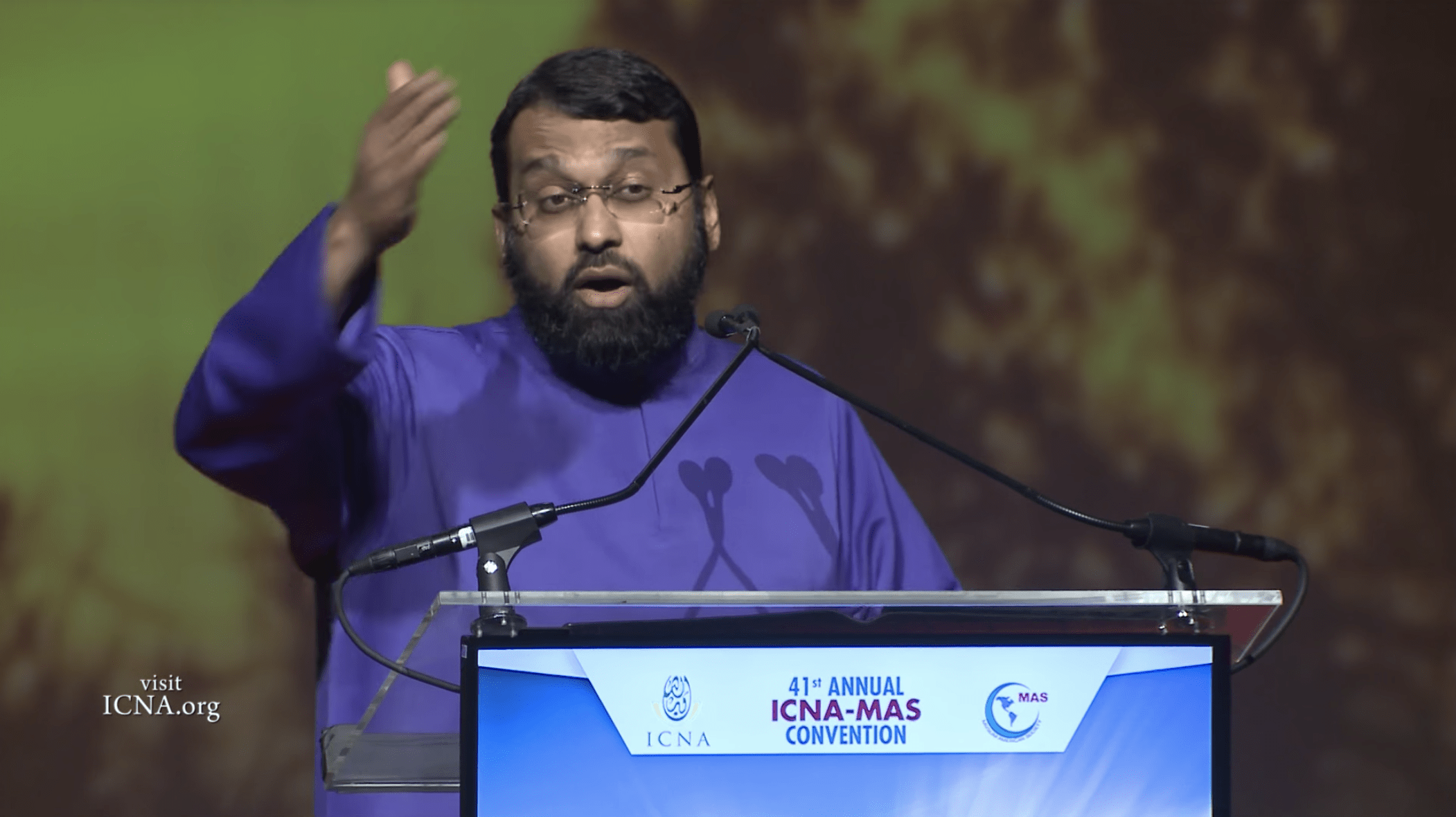 Yasir Qadhi – Standing Firm on Our Principles