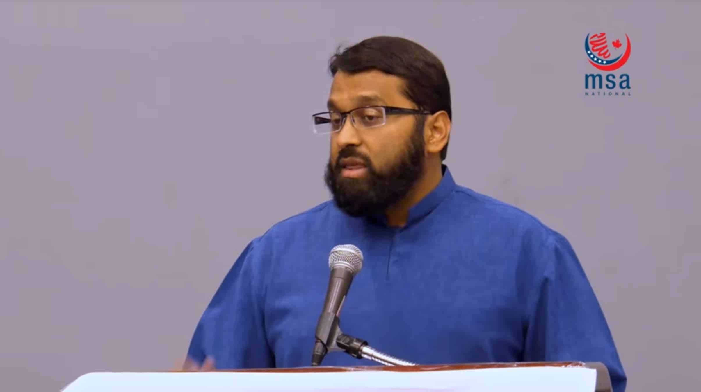 Yasir Qadhi – Why Are Muslims Leaving Islam?
