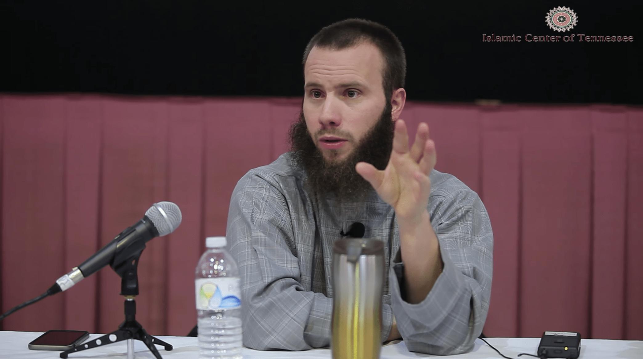 Yusha Evans – Don't Doubt the Plan of Allah
