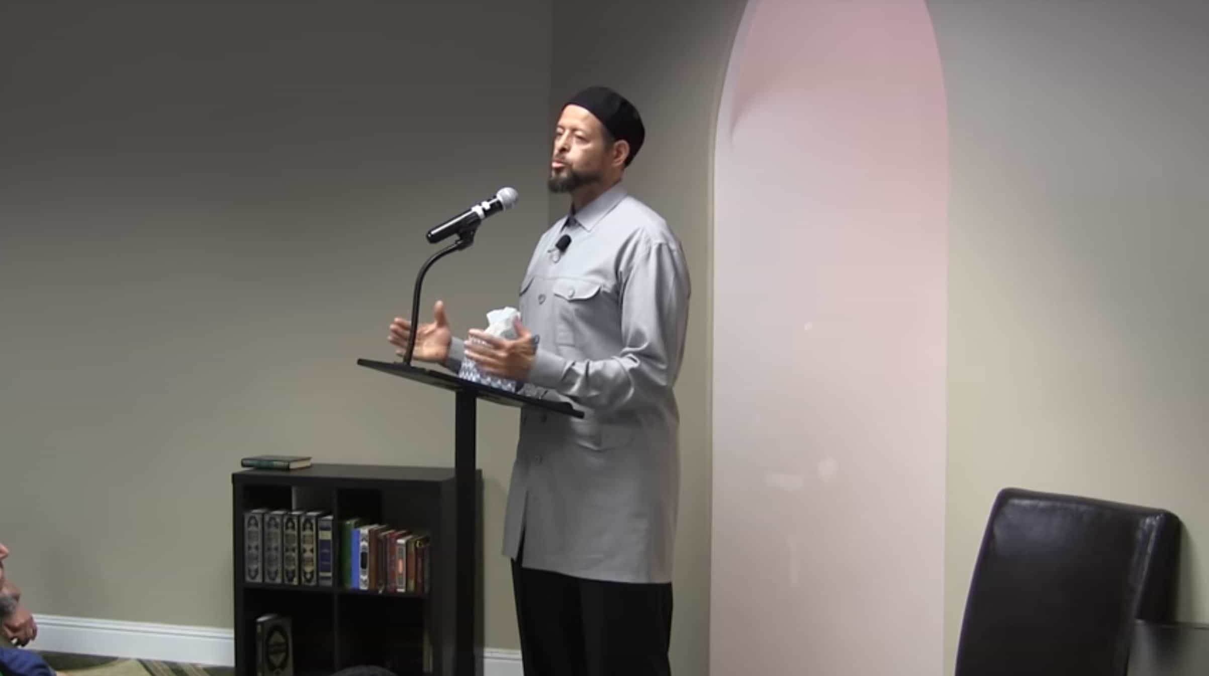 Zaid Shakir – Defend Your Faith, Tradition, and Legacy