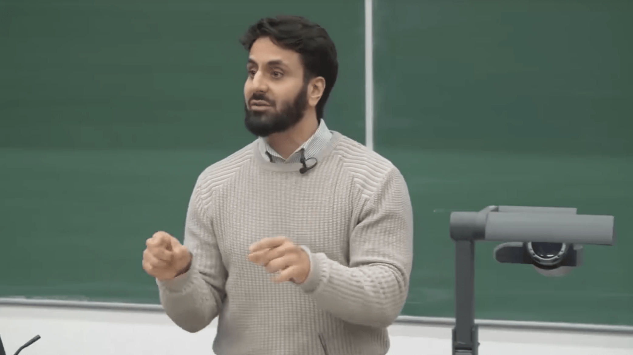 Hamza Andreas Tzortzis – Does Science Lead to Atheism? Has Science Killed Religion?