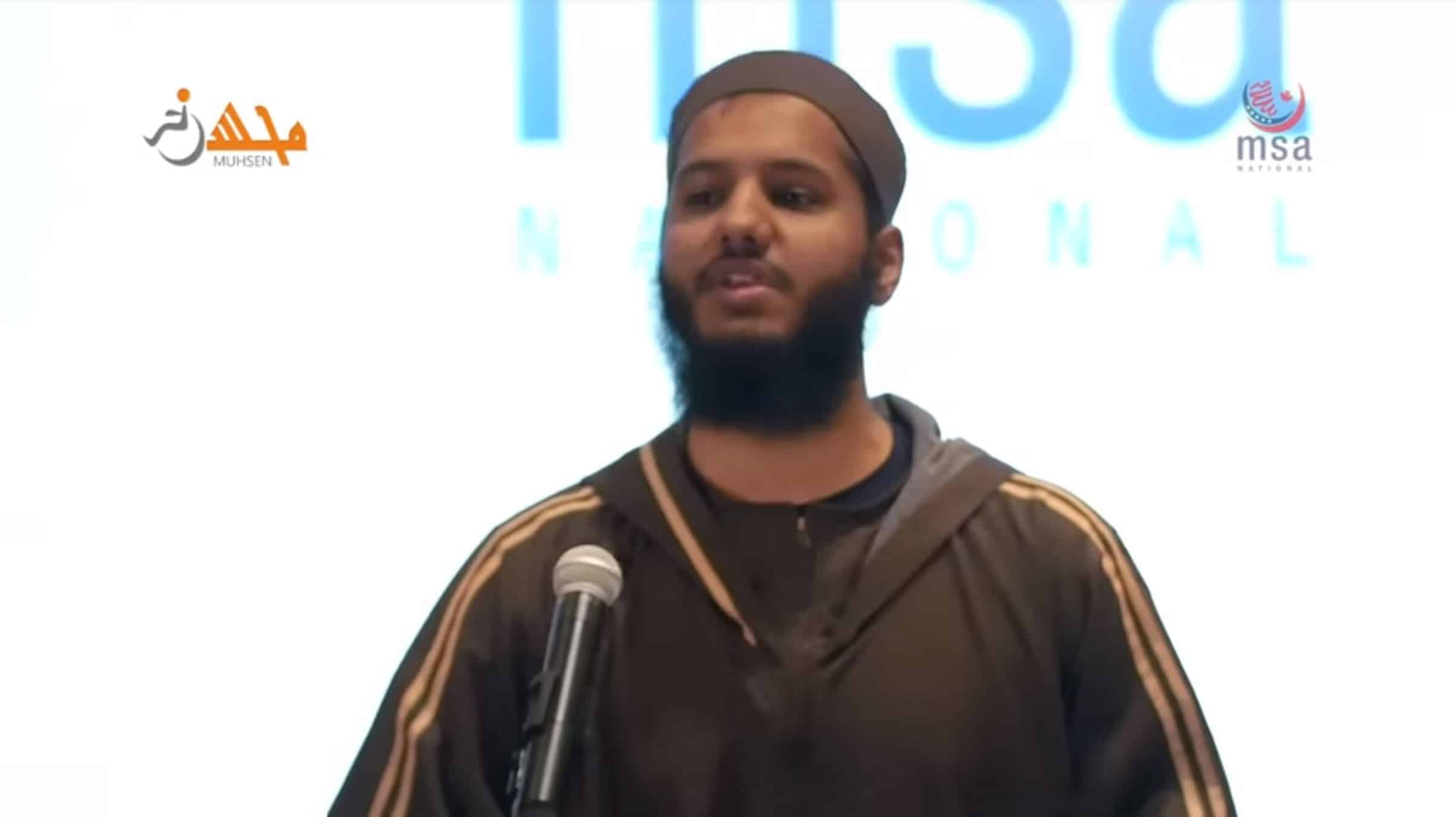 Hussain Kamani – Making Space for All Muslims