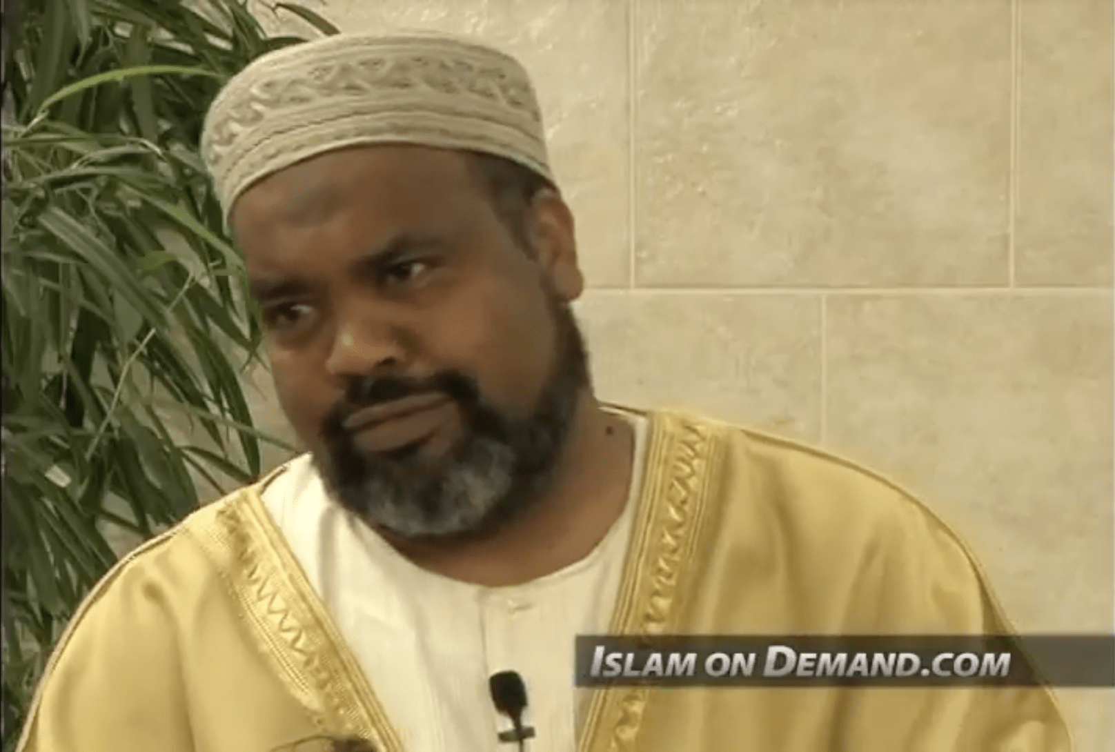 Mohamed Magid – Balancing Deen in the Social Scene