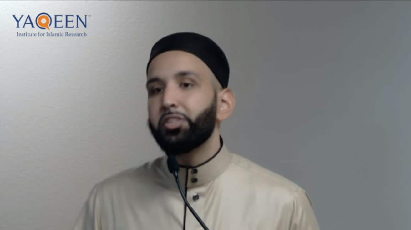 Omar Suleiman – How the Brother of Khadijah (ra) Became the Shaytan of Quraysh