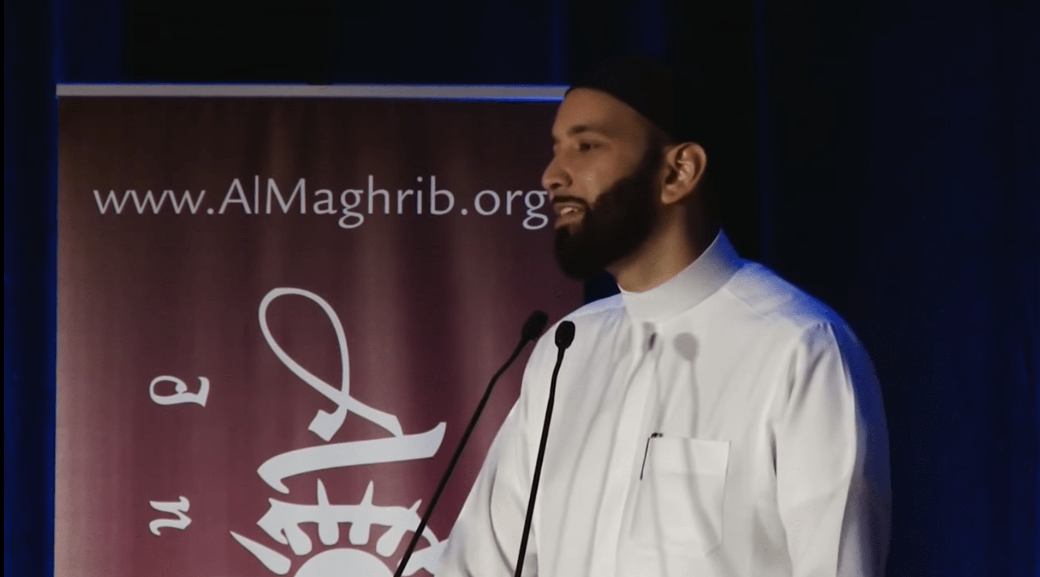 Omar Suleiman – If I Ruled the World