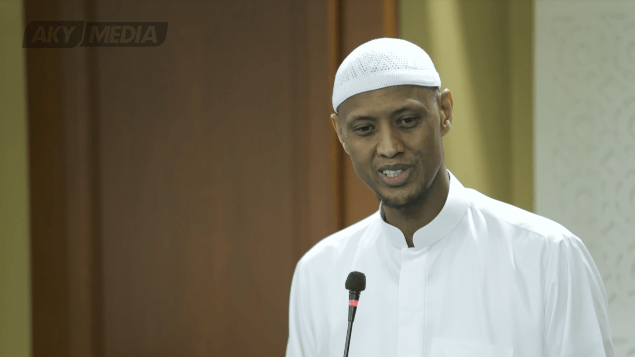 Said Rageah – Challenges of a Muslim-Minority Environment