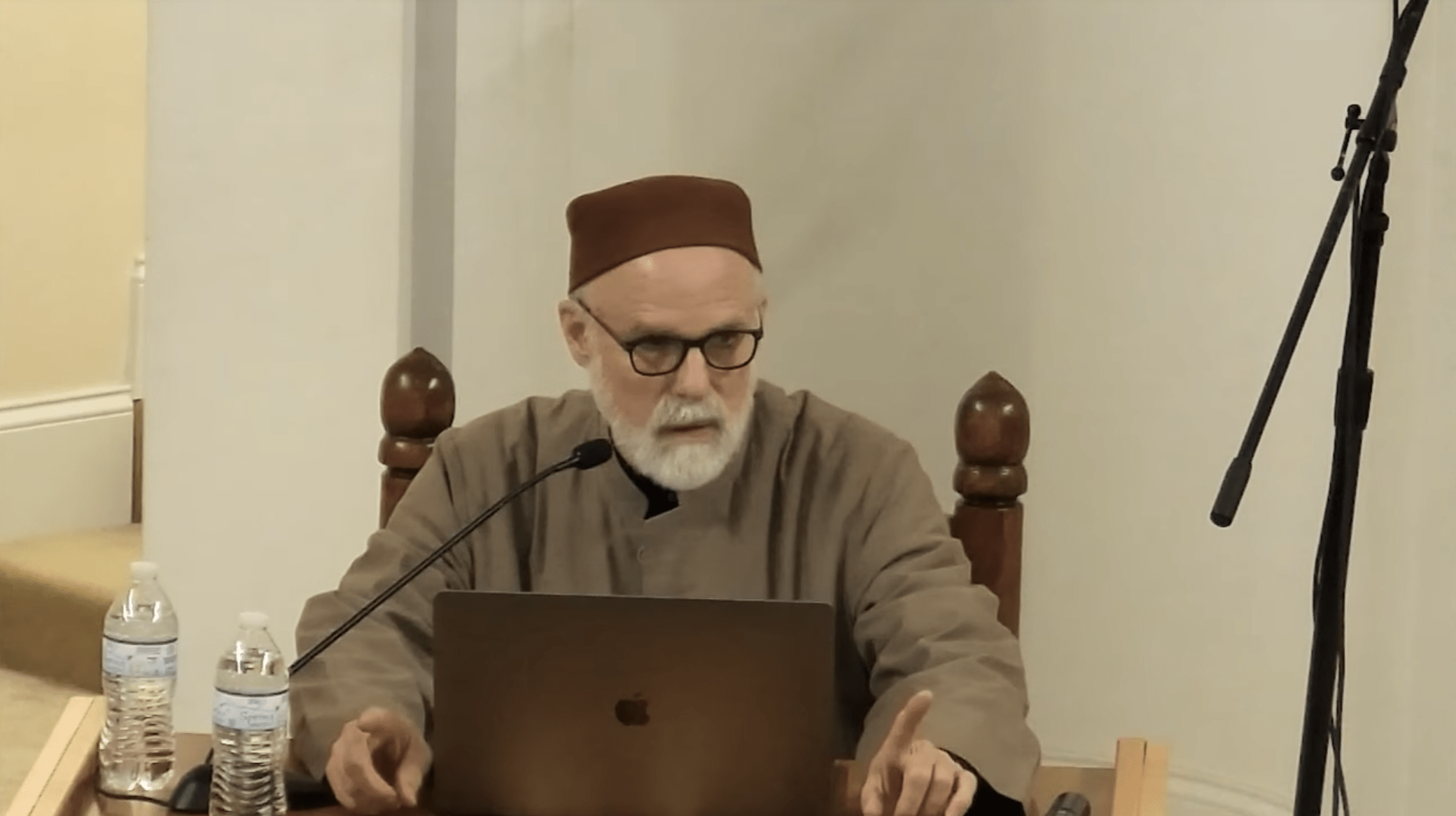 Umar Faruq Abd-Allah – Tending the Earth