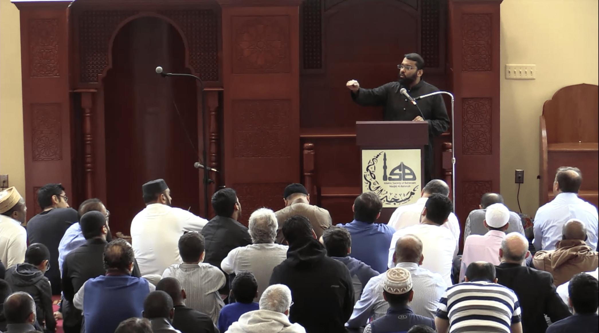 Yasir Qadhi – Qalb e Saleem (A Pure Heart)