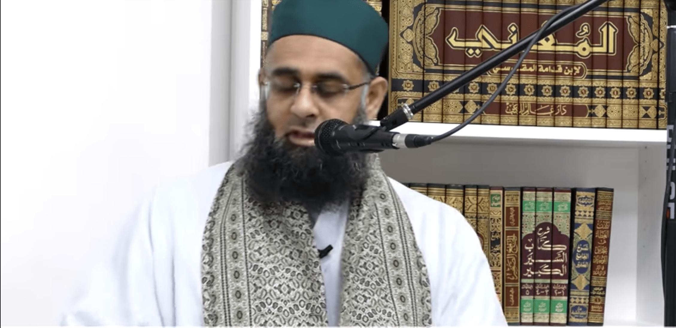Abdur-Rahman ibn Yusuf – Imam Ahmad ibn Hanbal and the Criminal's Advice