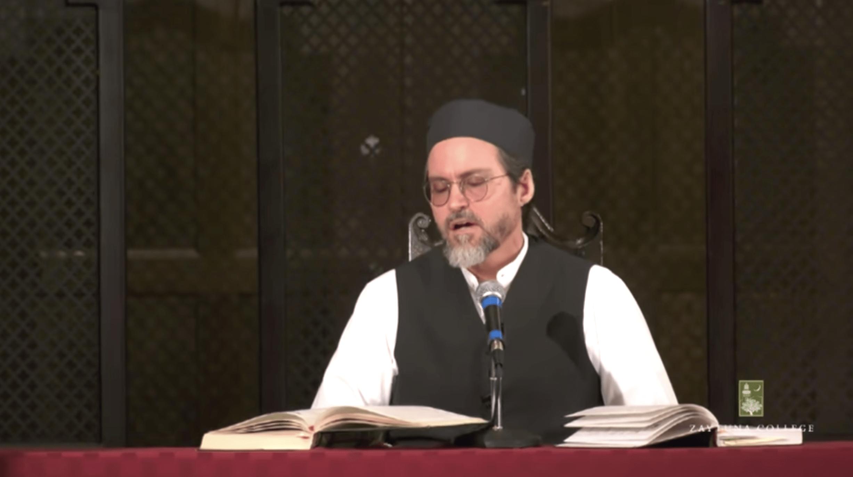 Hamza Yusuf – Laylatul Qadr (The Night of Power)