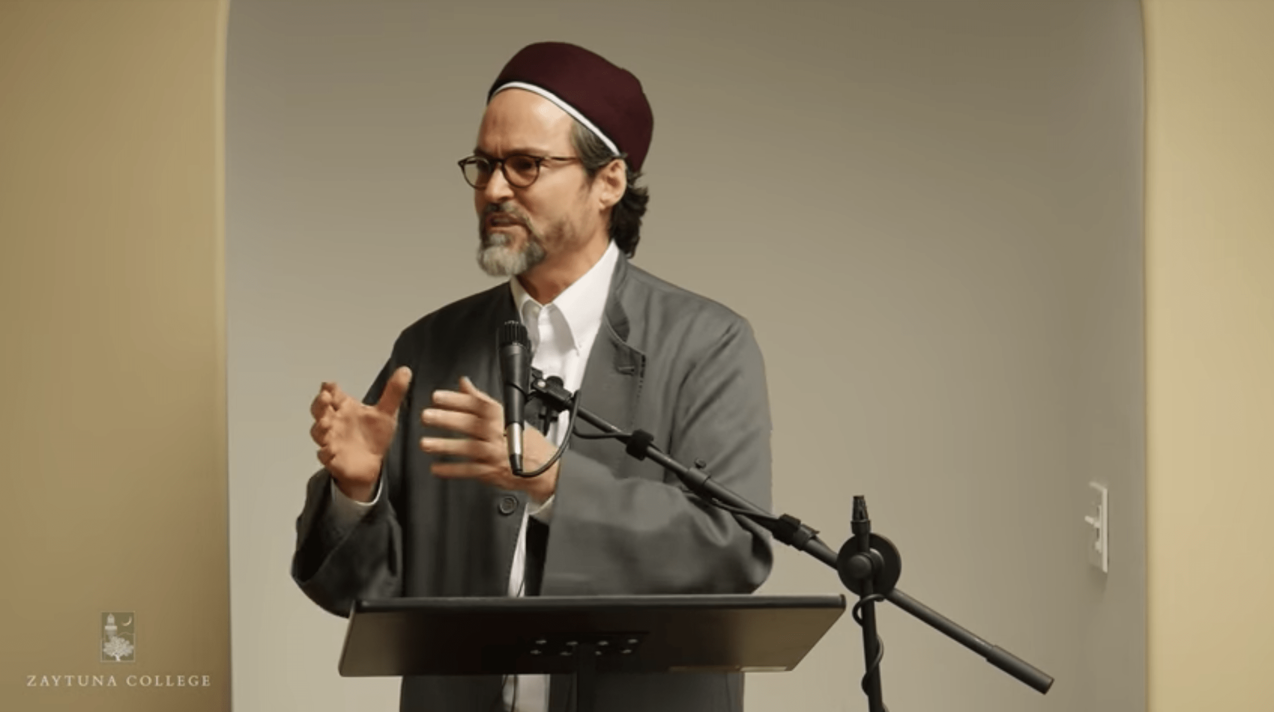 Hamza Yusuf – The Blessing of Gratitude