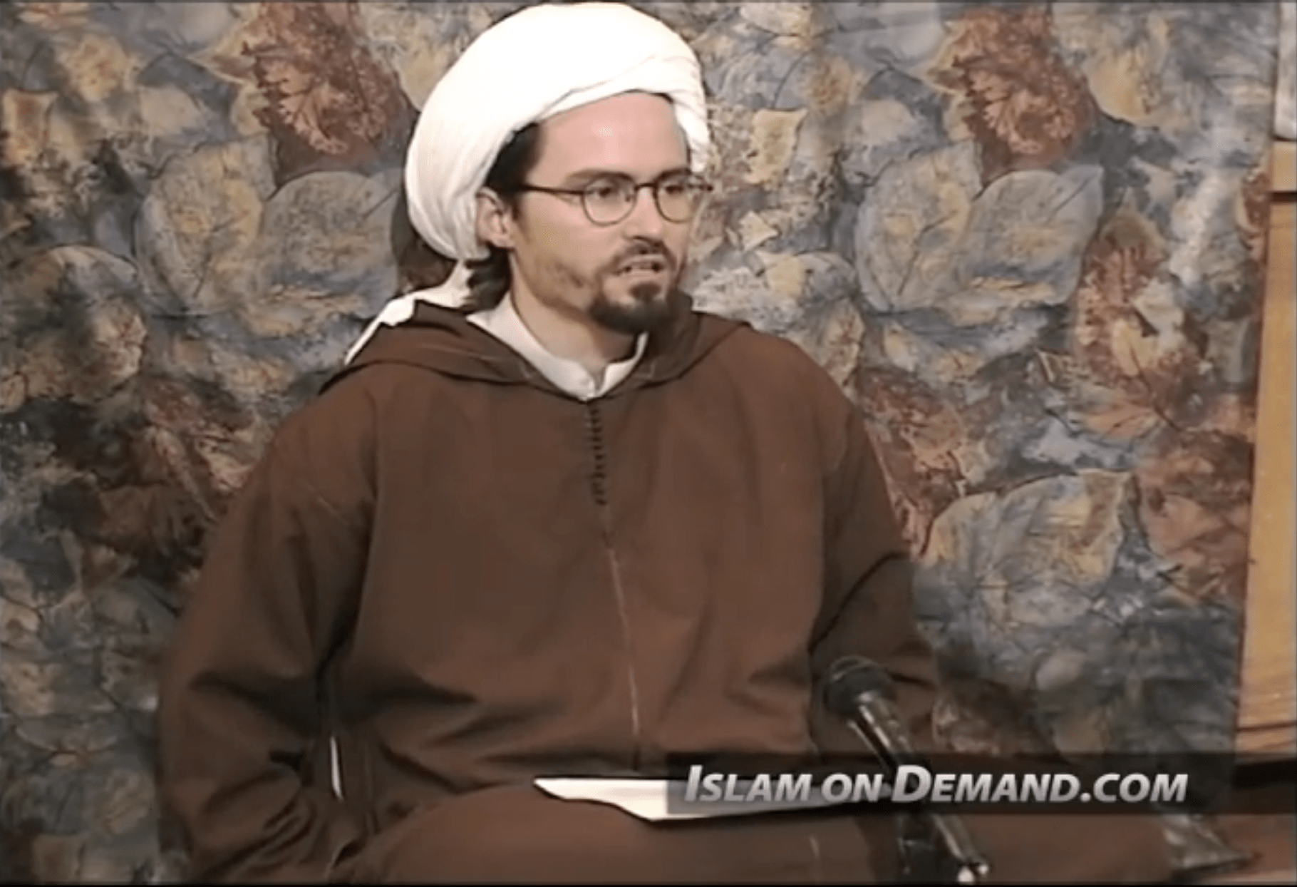 Hamza Yusuf – The Science of Shari'ah