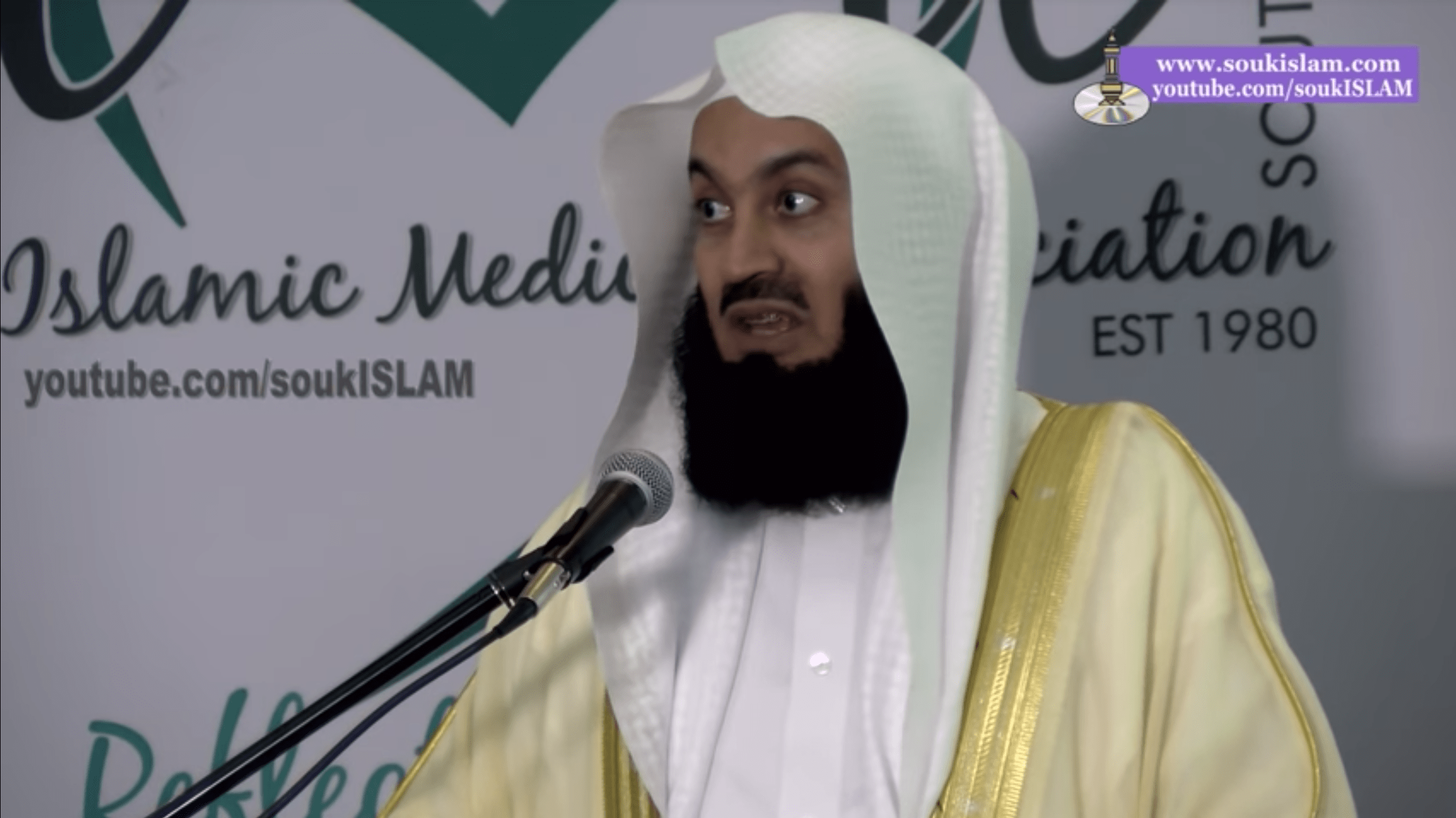 Ismail ibn Musa Menk – Achieving Excellence