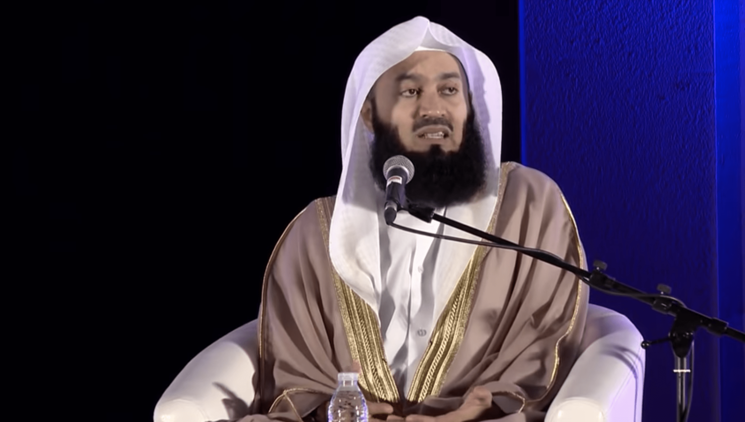 Ismail ibn Musa Menk – Tolerance, Togetherness & Islam