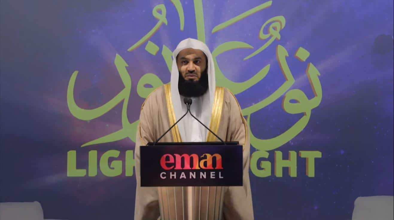 Ismail ibn Musa Menk – When Ramadan Ends