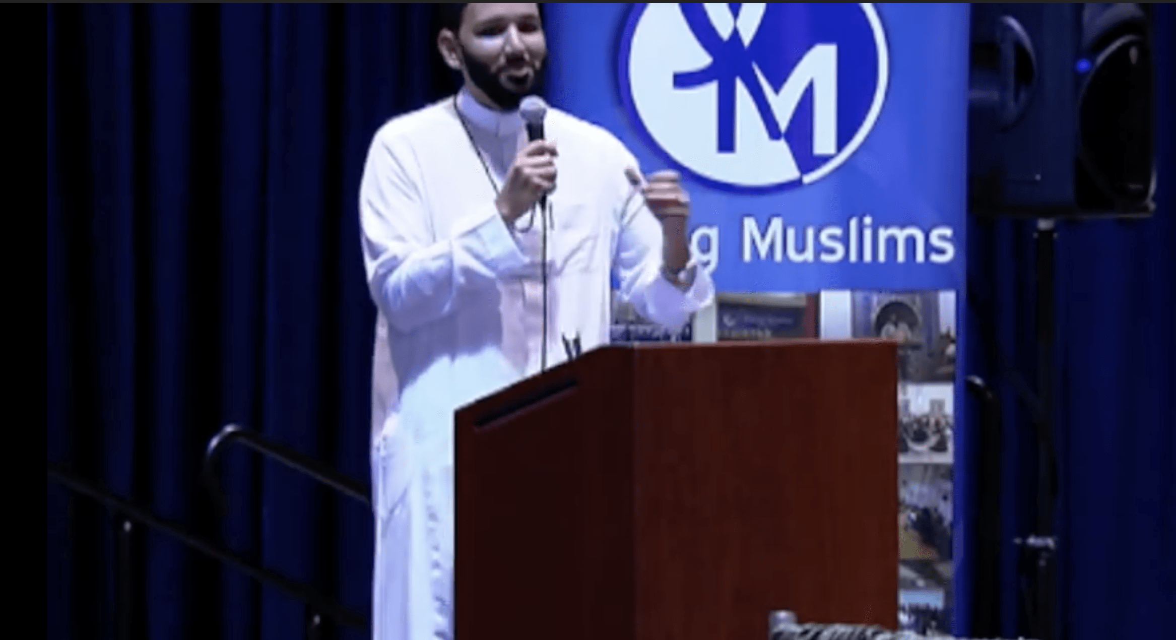 Omar Suleiman – I Could Never Be Like Them Anyway