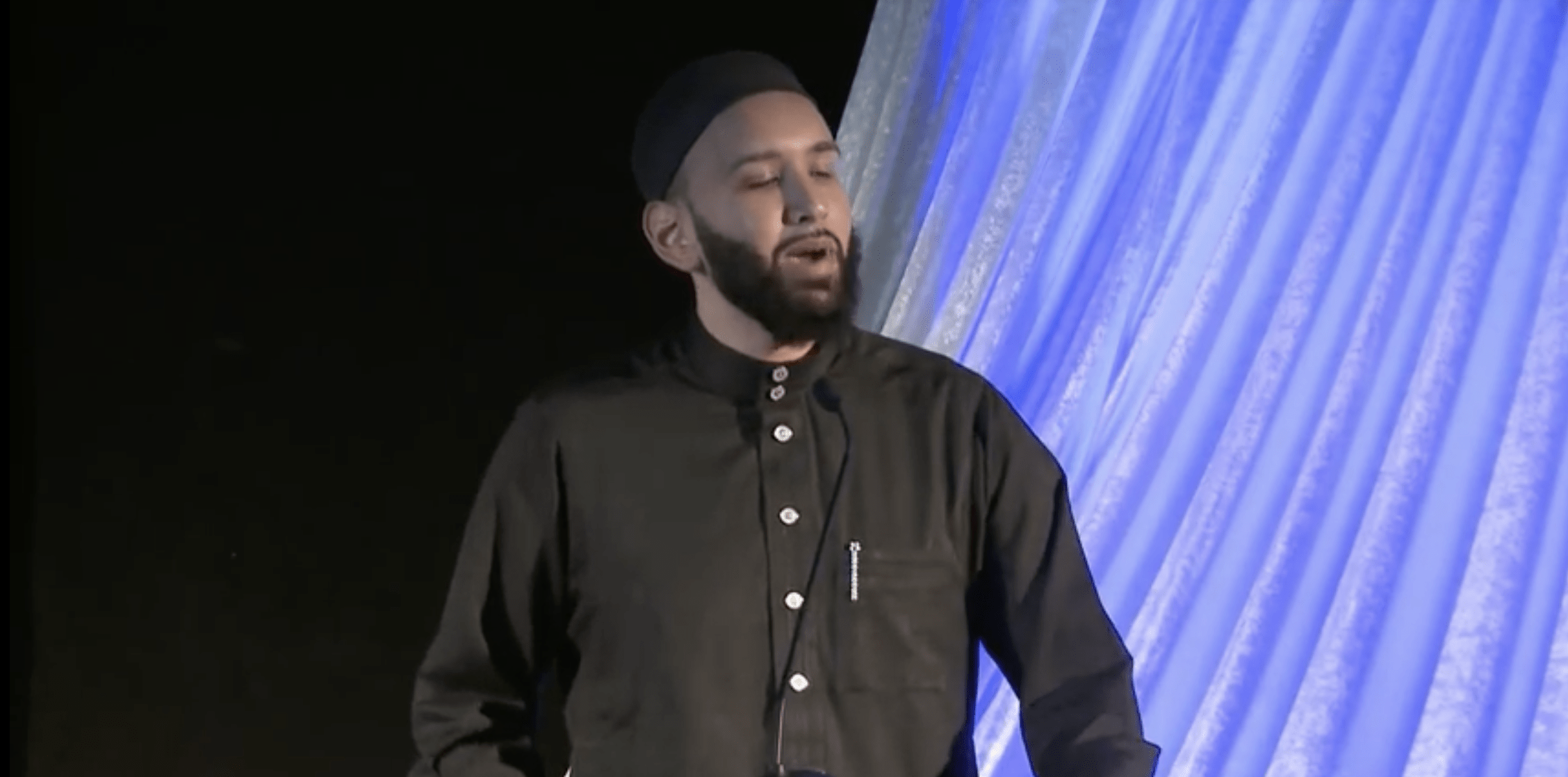 Omar Suleiman – Sweat for Allah