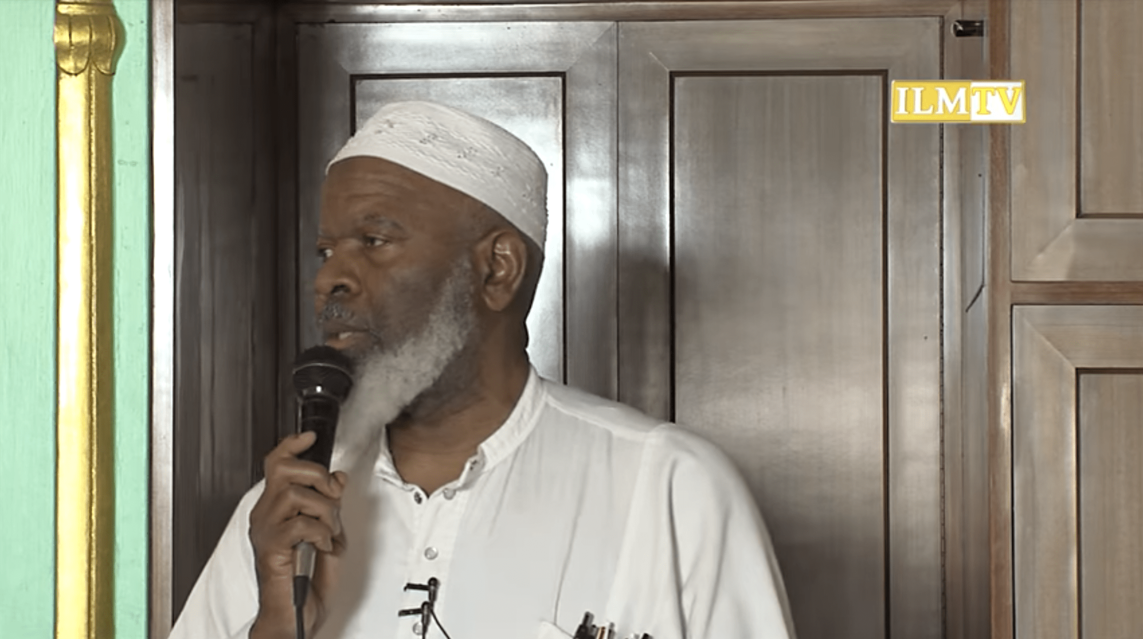 Siraj Wahhaj – Who is Allah?