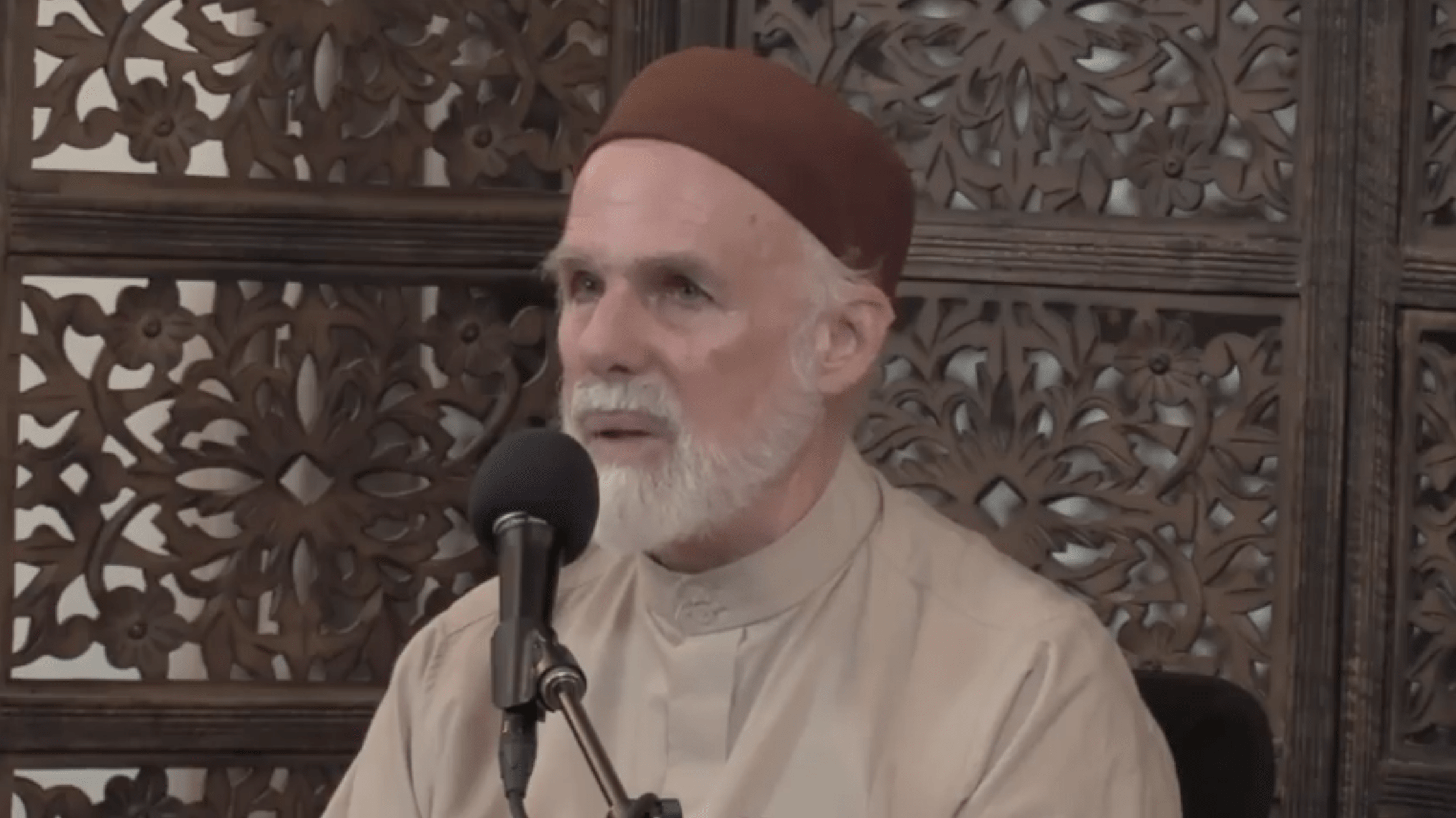 Umar Faruq Abd-Allah – Community and Continuity