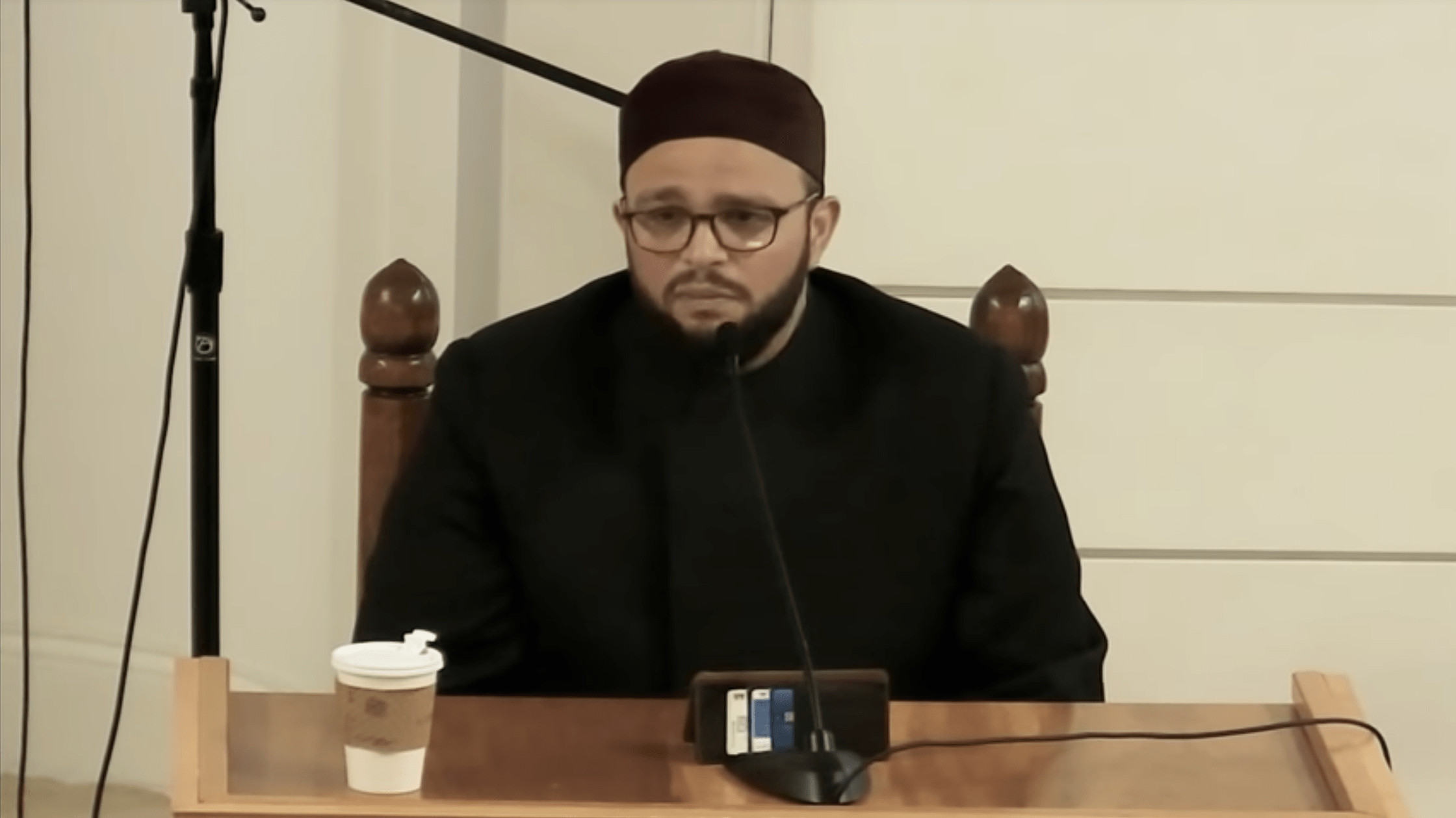 Yasir Fahmy – The Wisdom of Fasting