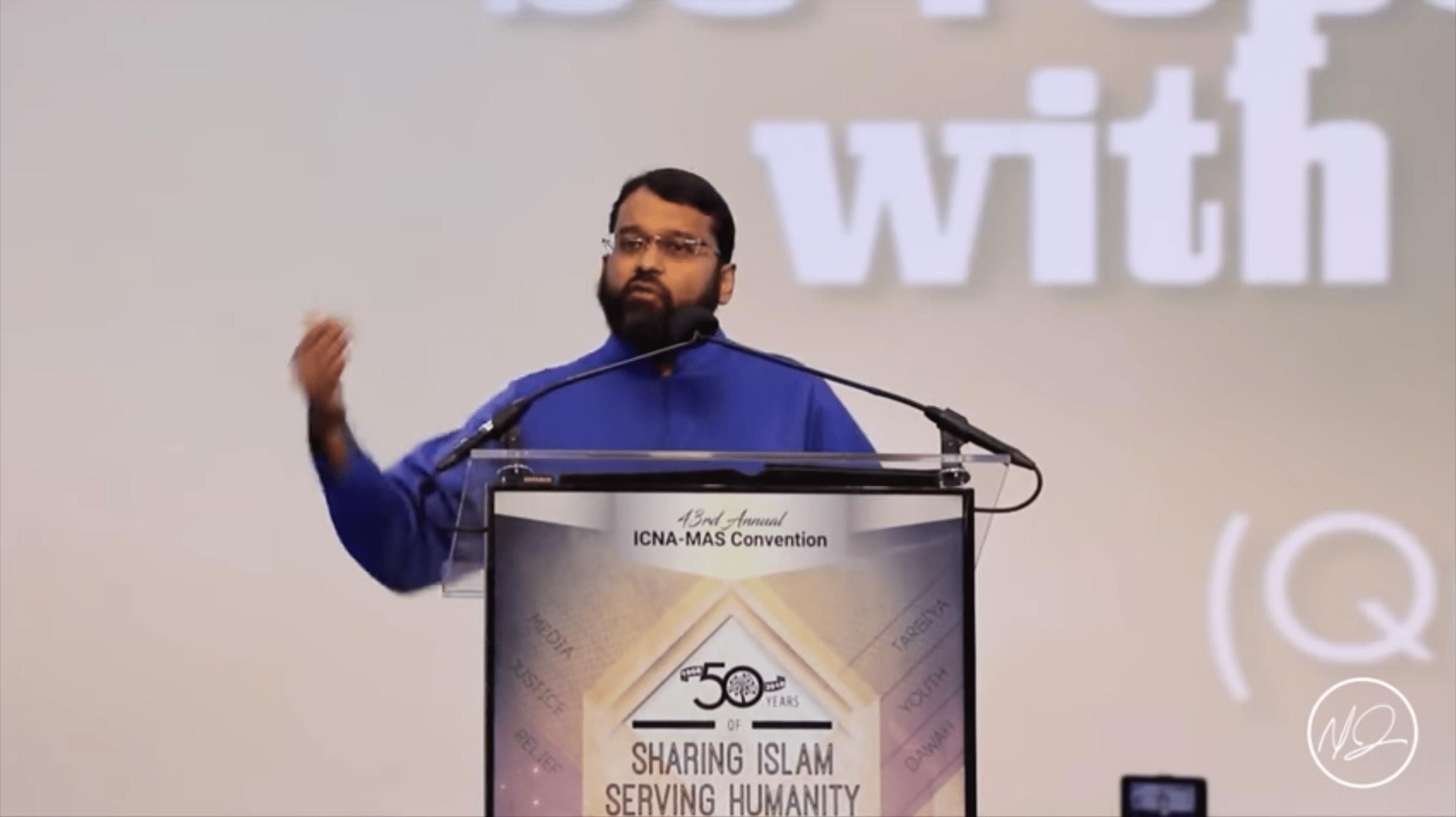 Yasir Qadhi – Being Witness to Mankind