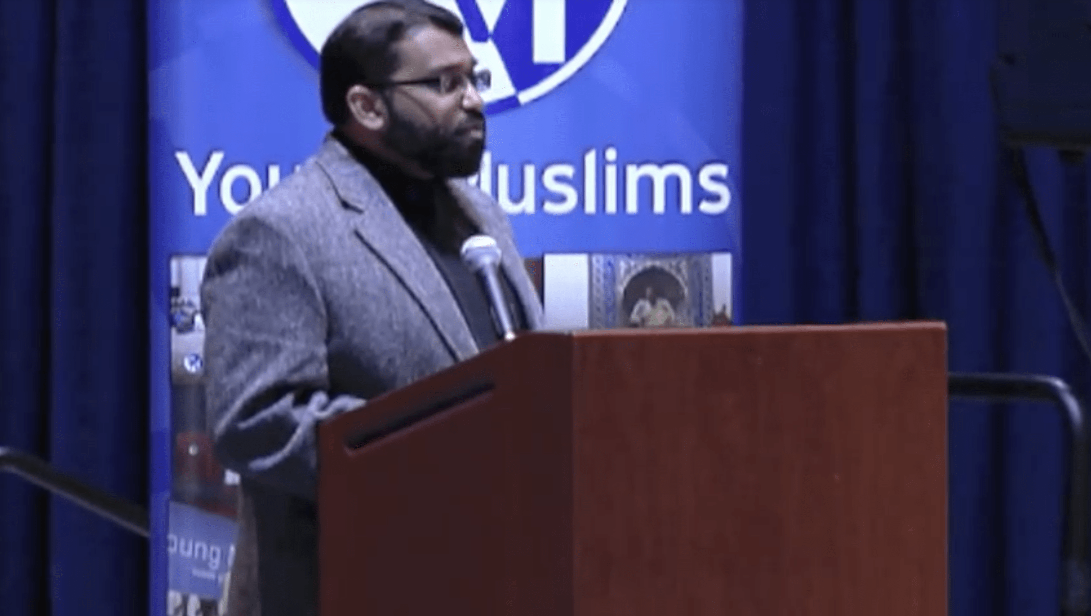 Yasir Qadhi – What's Holding Me Back? I Don't Feel Like It