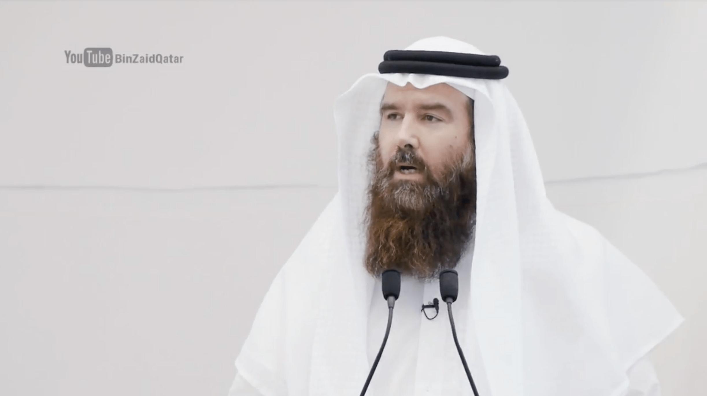 Abdur-Raheem McCarthy – Meeting Allah