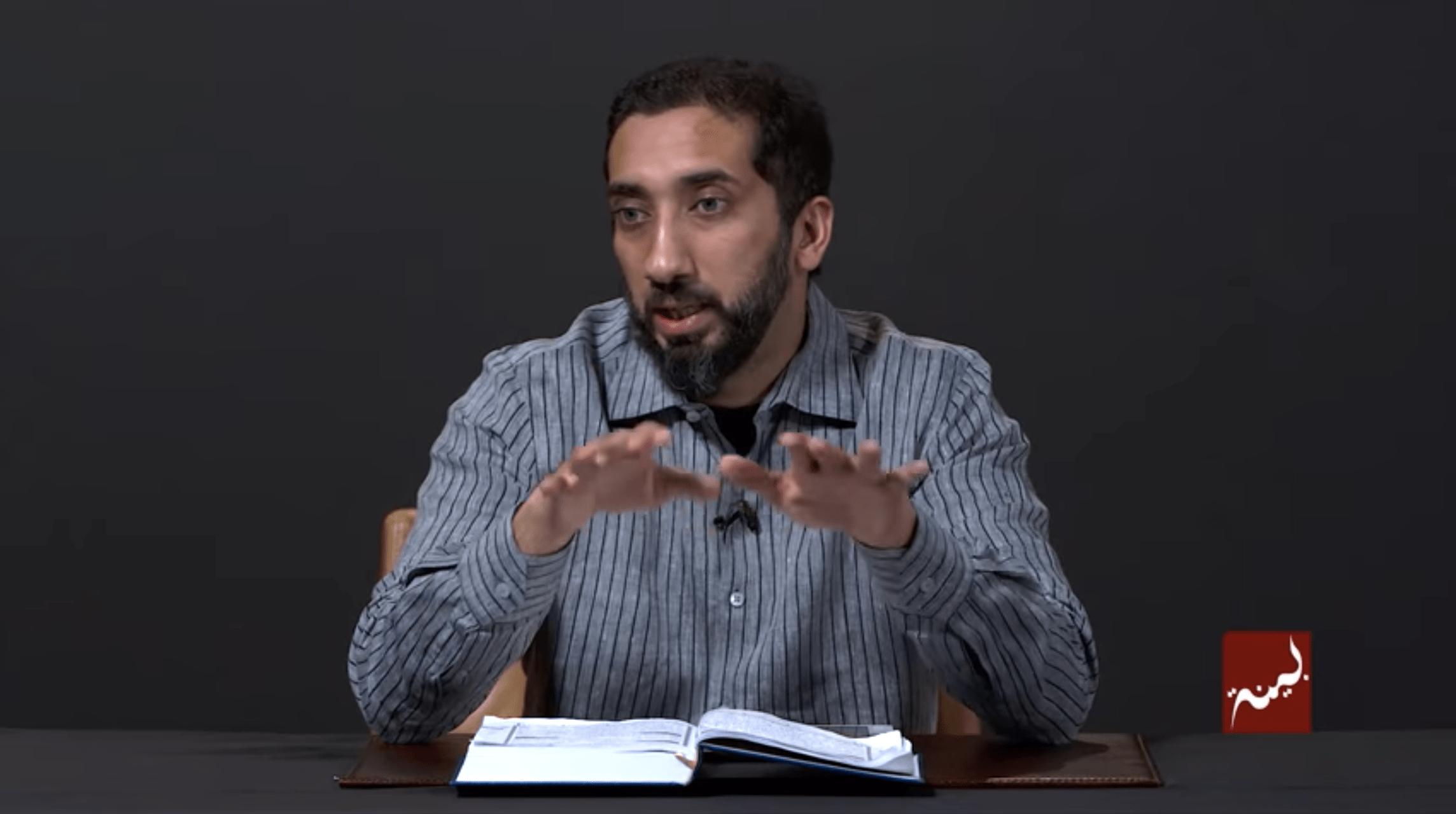 Nouman Ali Khan – Surah Al-Qadr: Laylatul Qadr