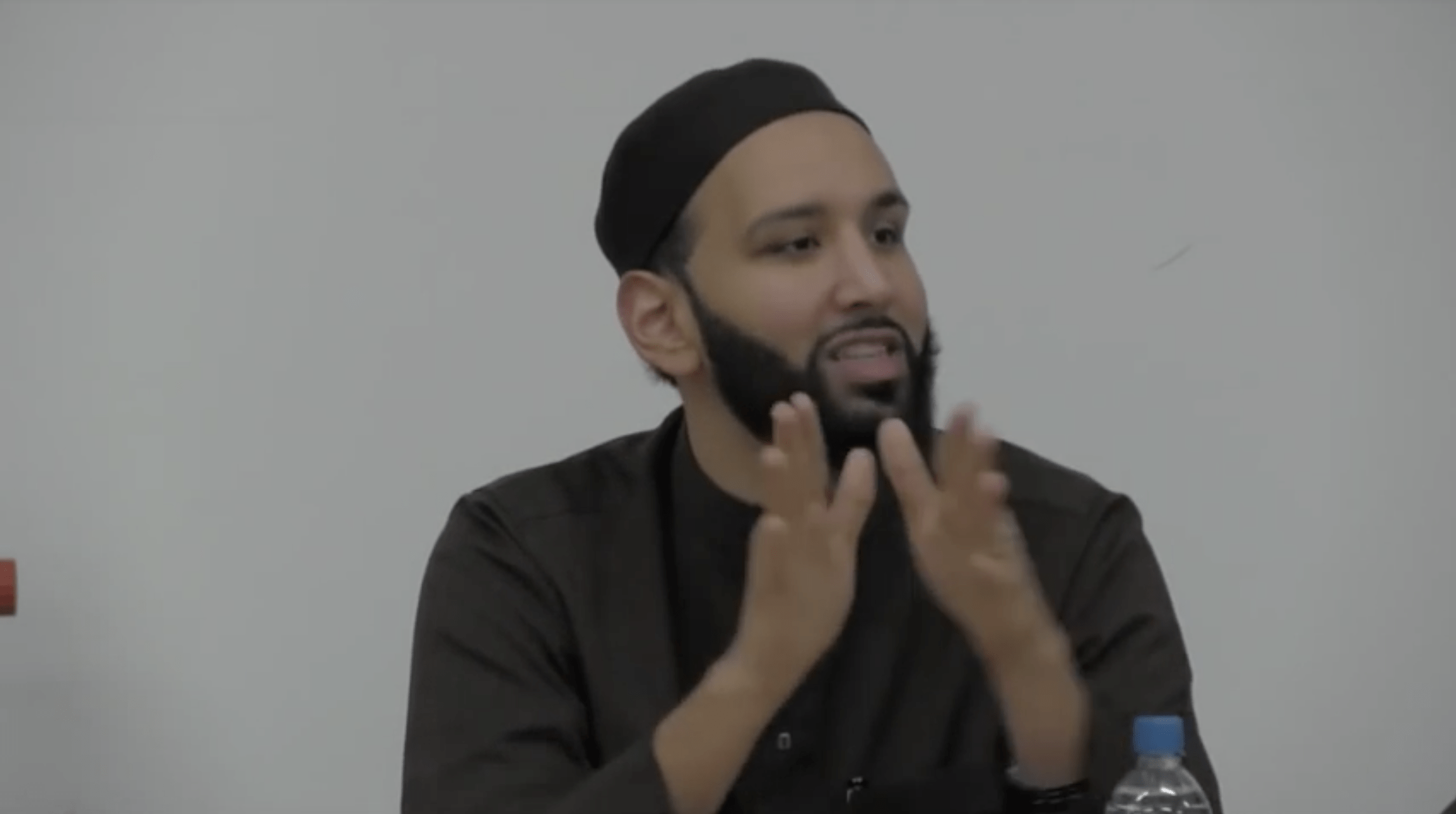 Omar Suleiman – Art of Forgiveness