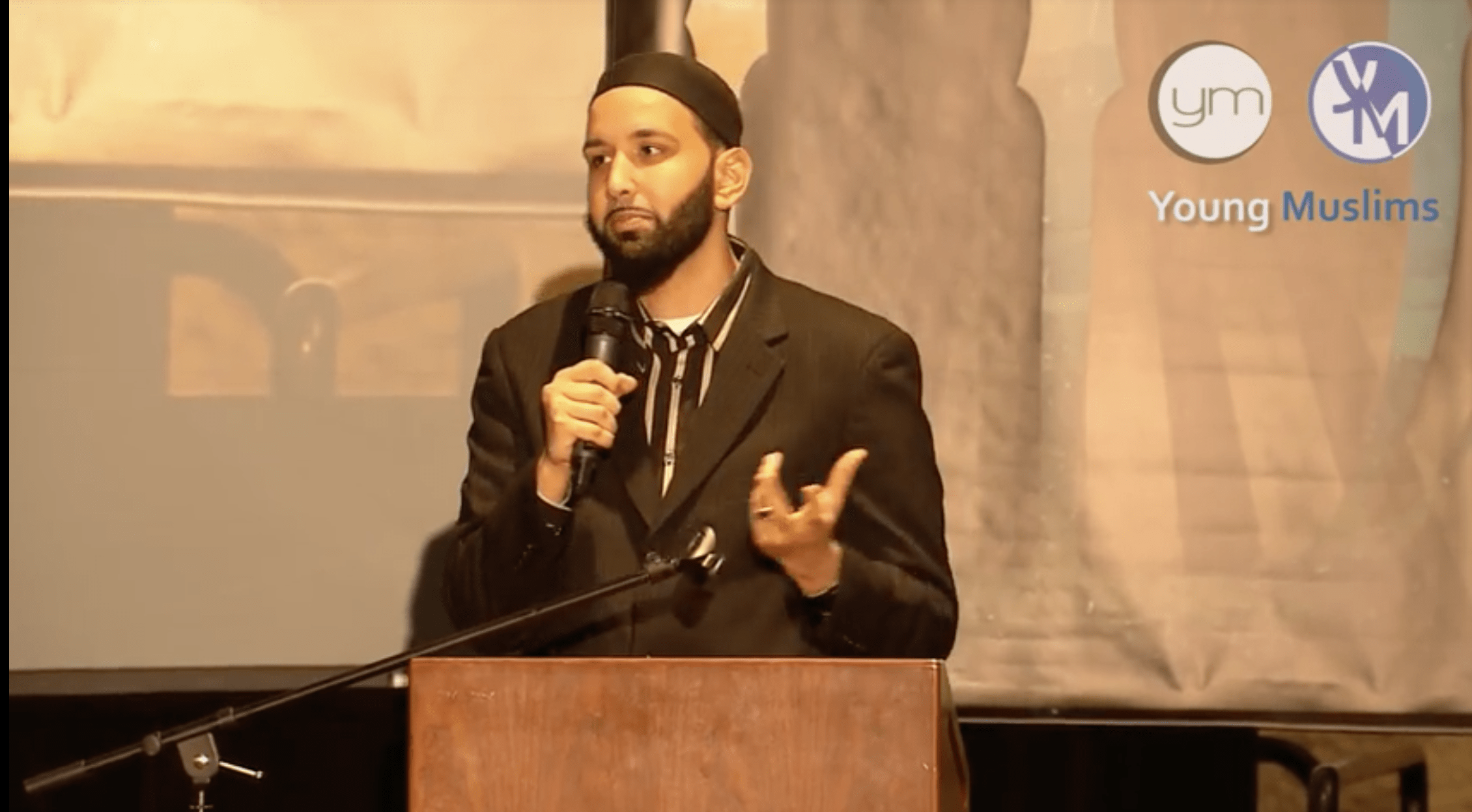Omar Suleiman – Pitfalls of Despair