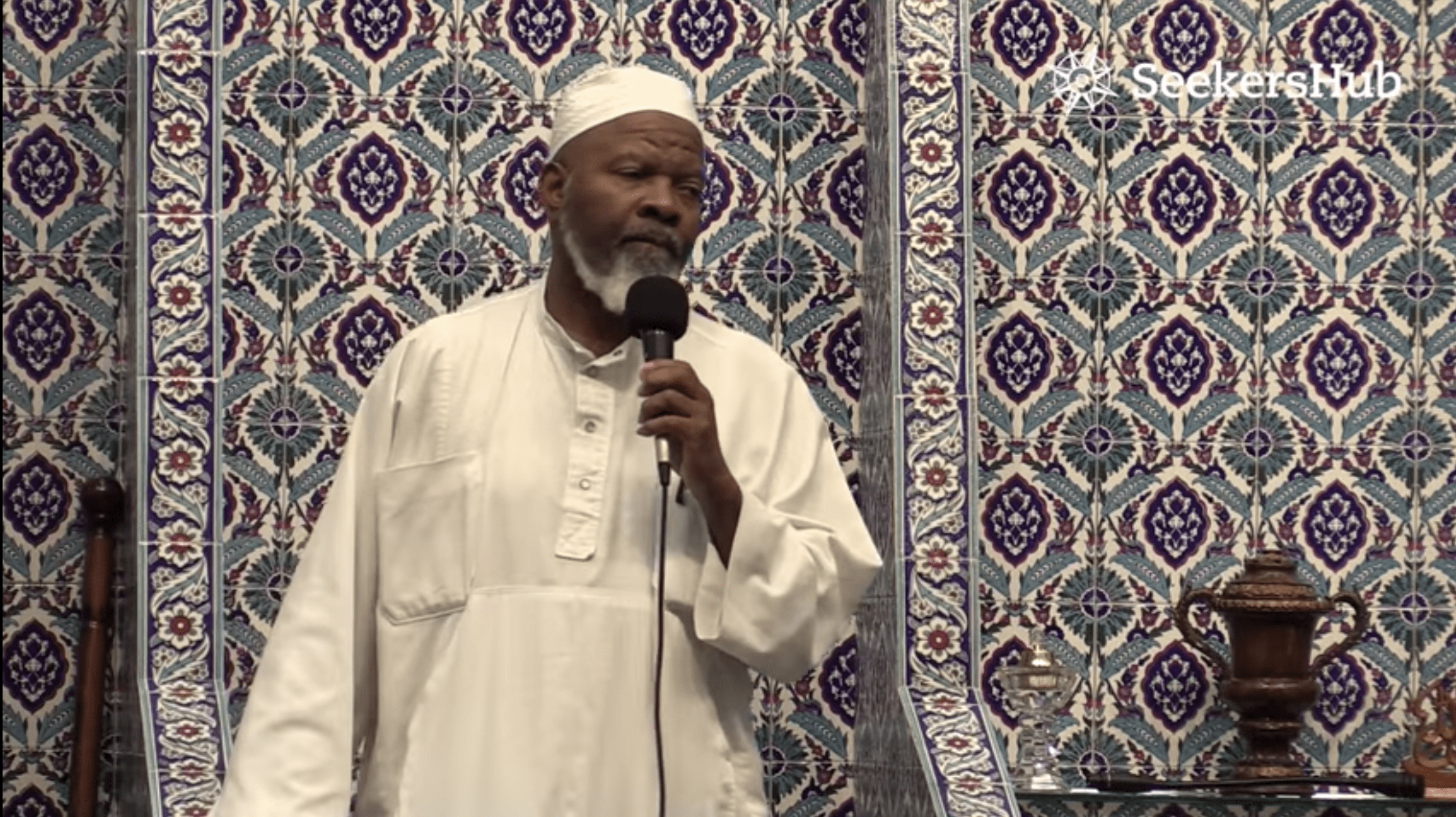 Siraj Wahhaj – Getting to Know Allah Through Fasting