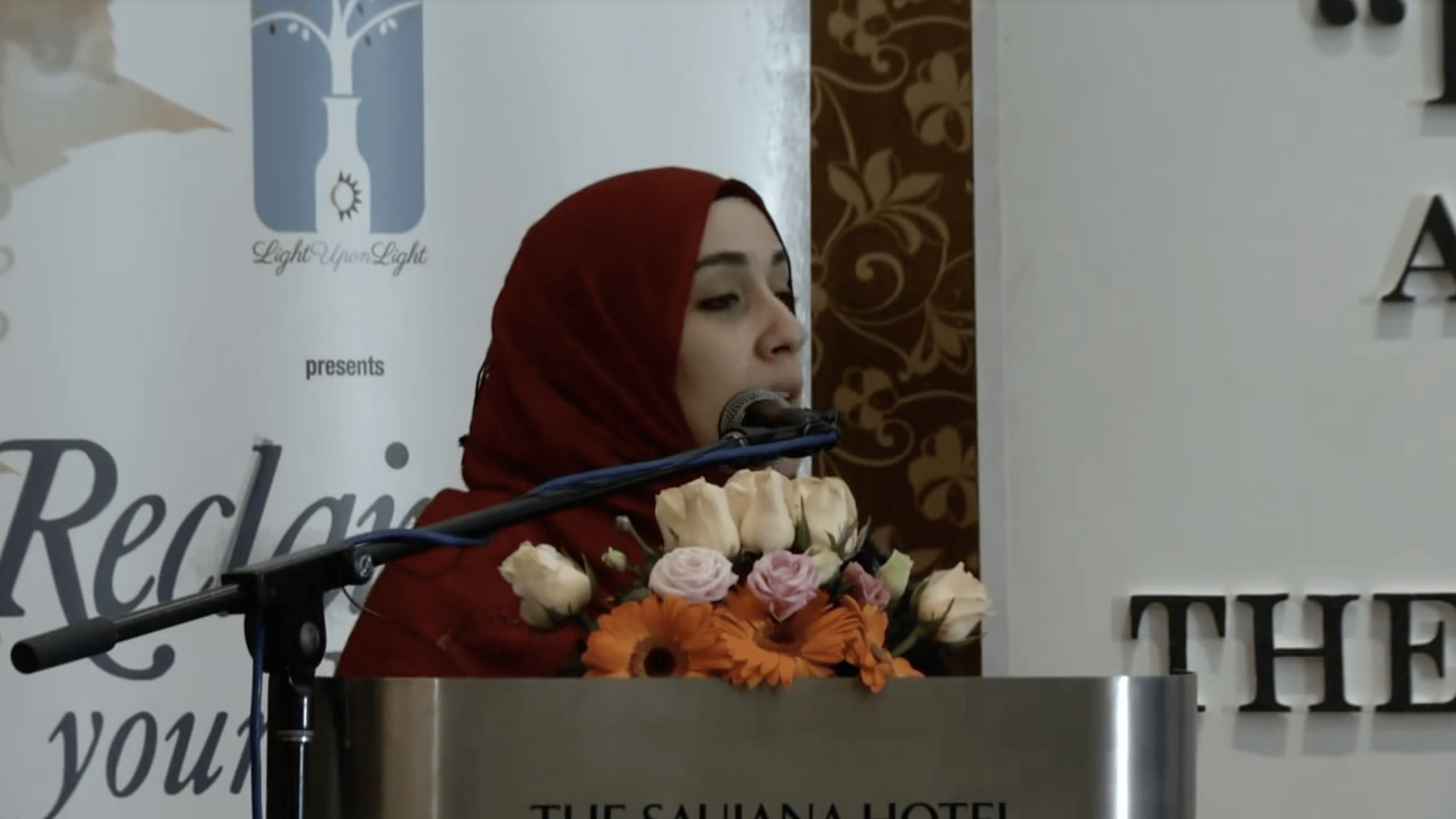 Yasmin Mogahed – Breaking Through The Illusion of Dunya