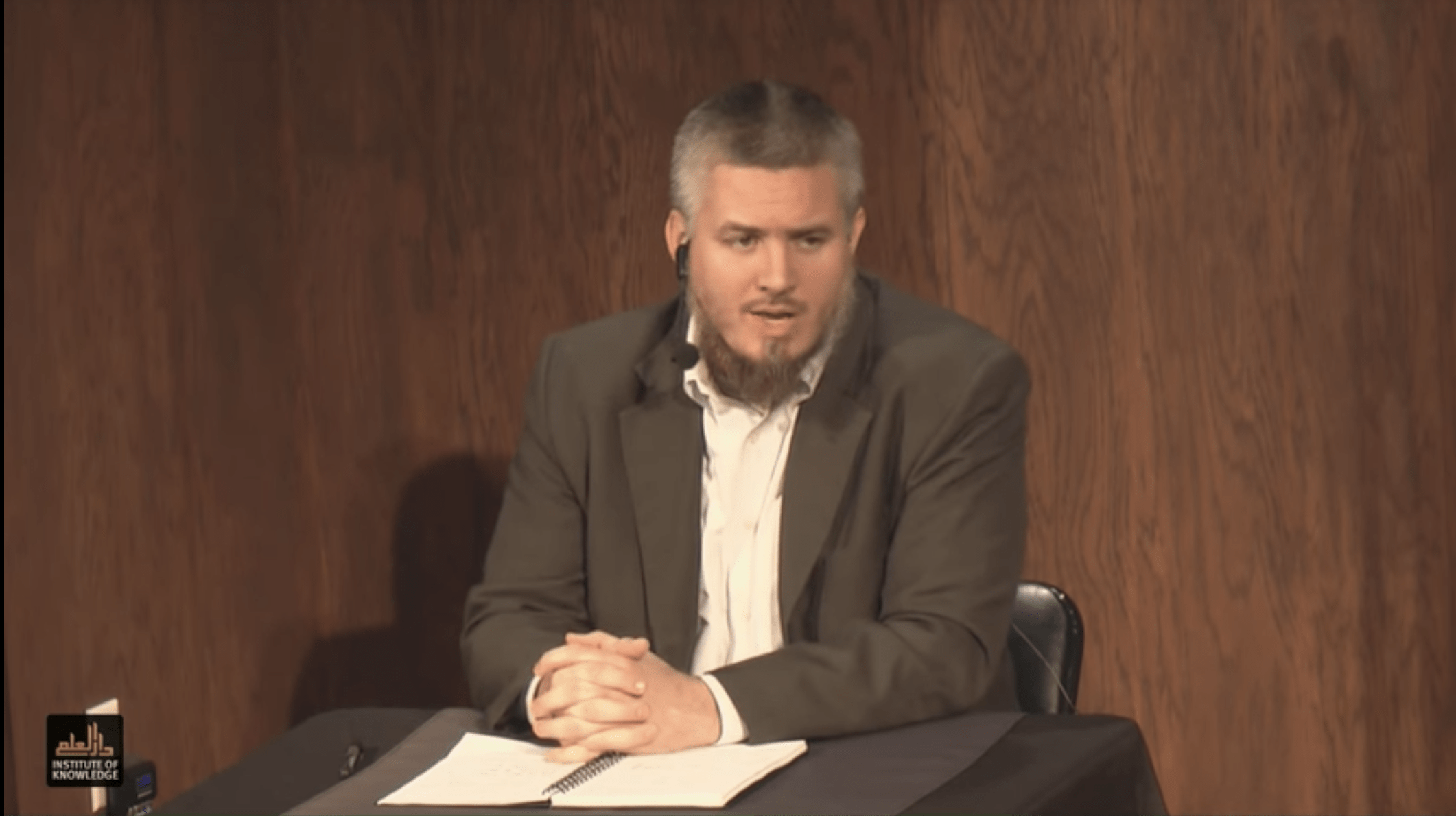 Joe Bradford – Islamic Finance: Principles and Character for Halal Living