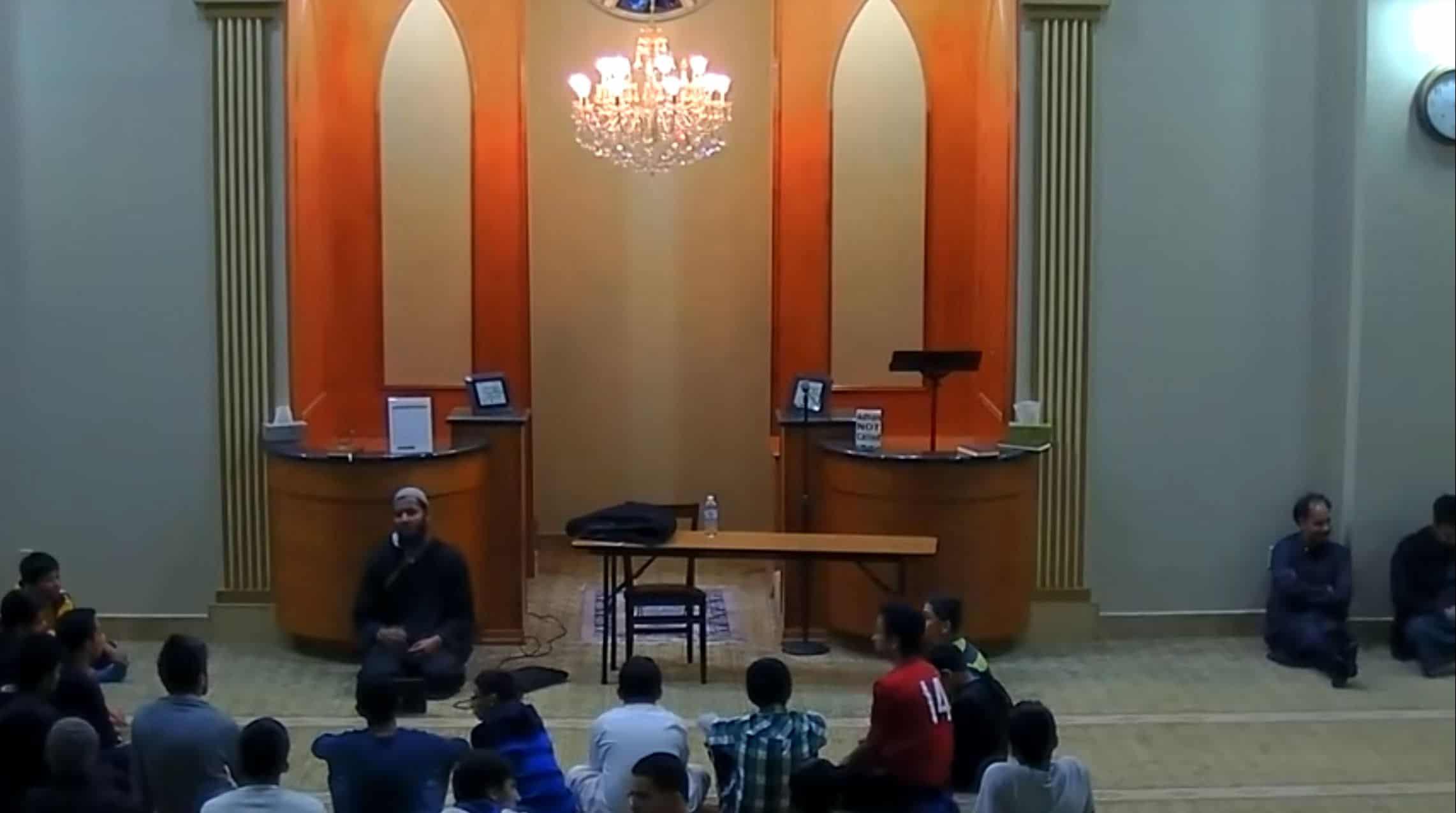 Hussain Kamani – Surah Waqiah