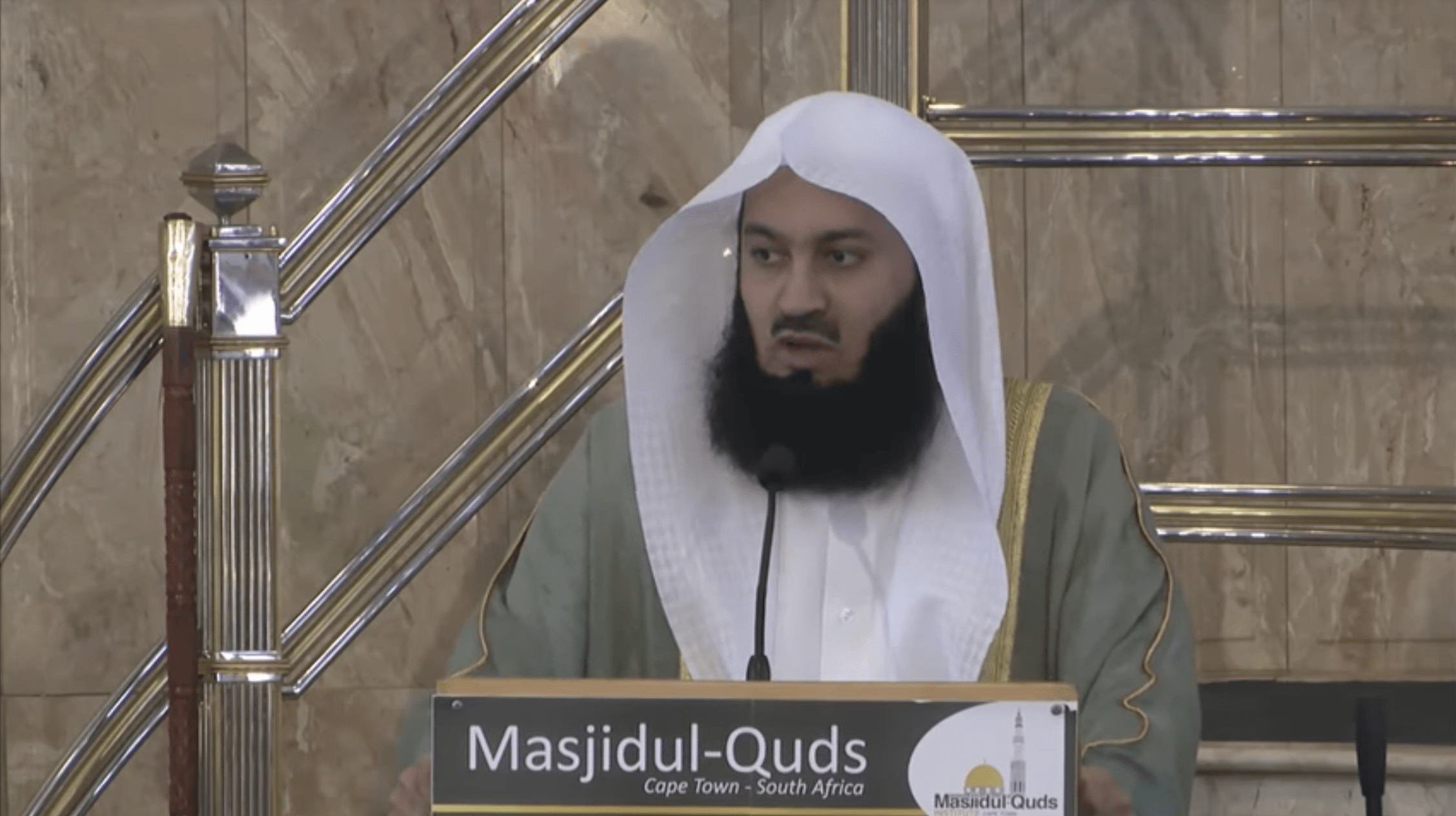 Ismail ibn Musa Menk – Hajj and Unity
