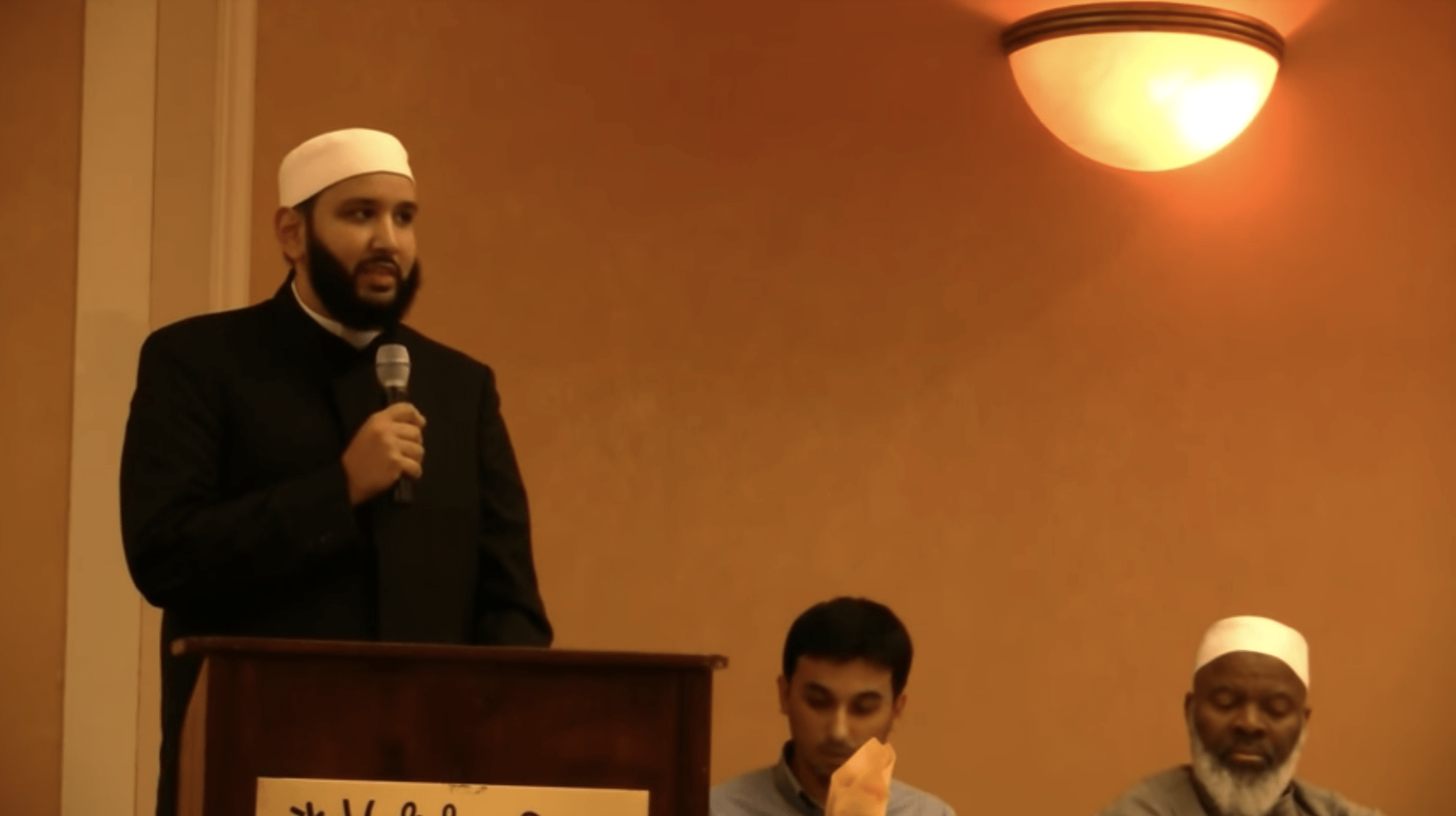 Omar Suleiman – Give History: The Great People of the Past Gave, Now It's Our Turn
