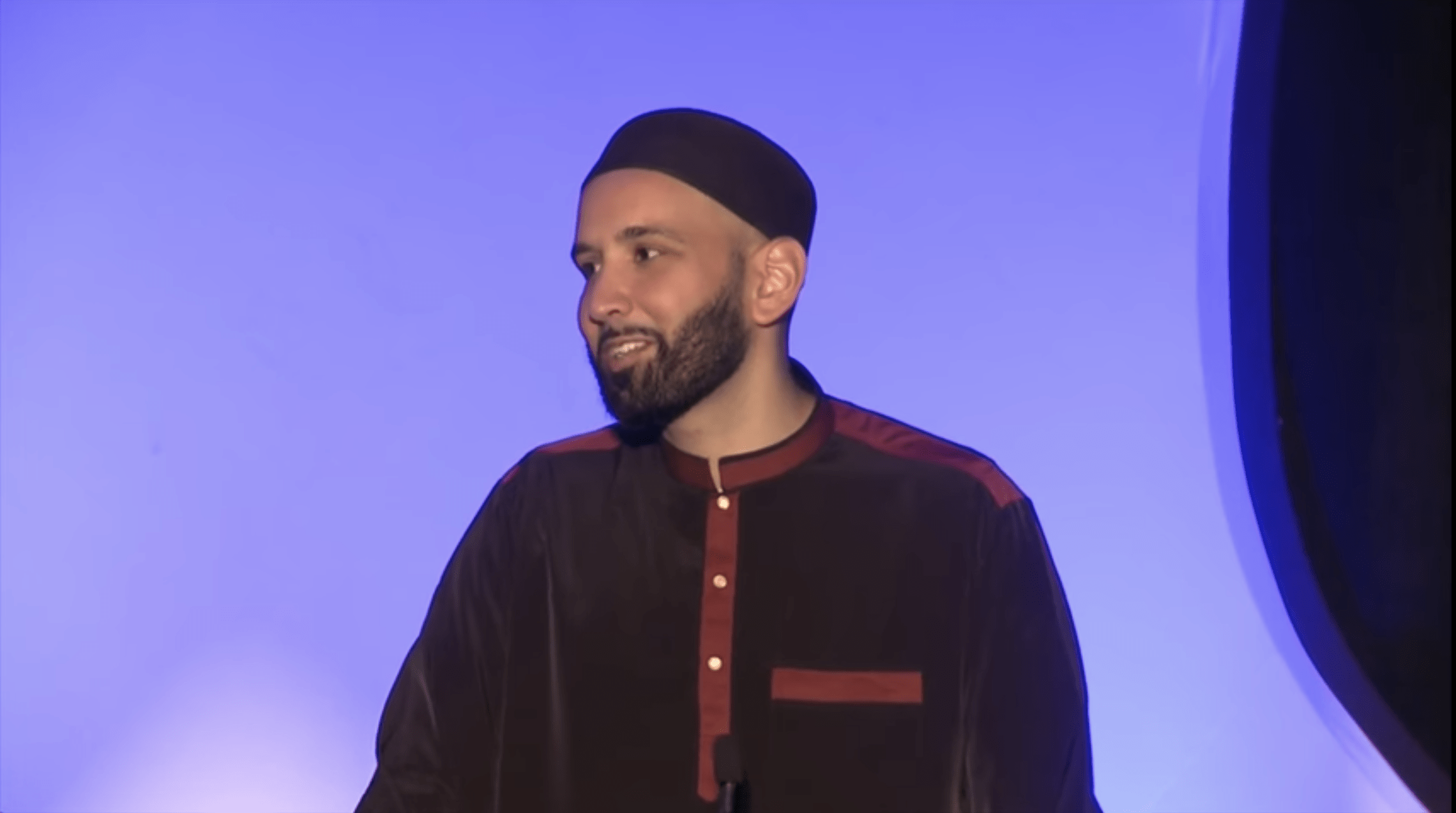 Omar Suleiman – Protecting The Faith