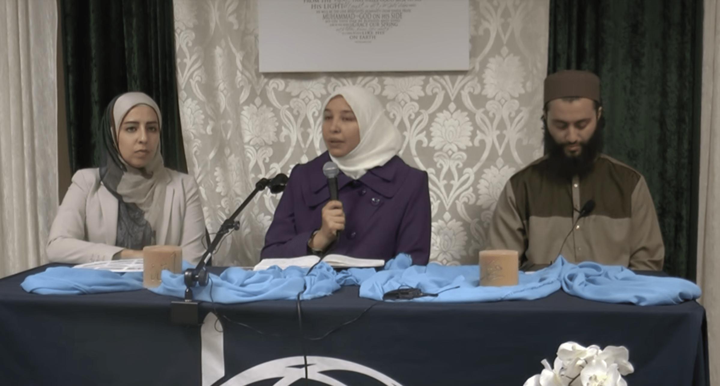 Rania Awaad – Modern Muslim Parenting Panel