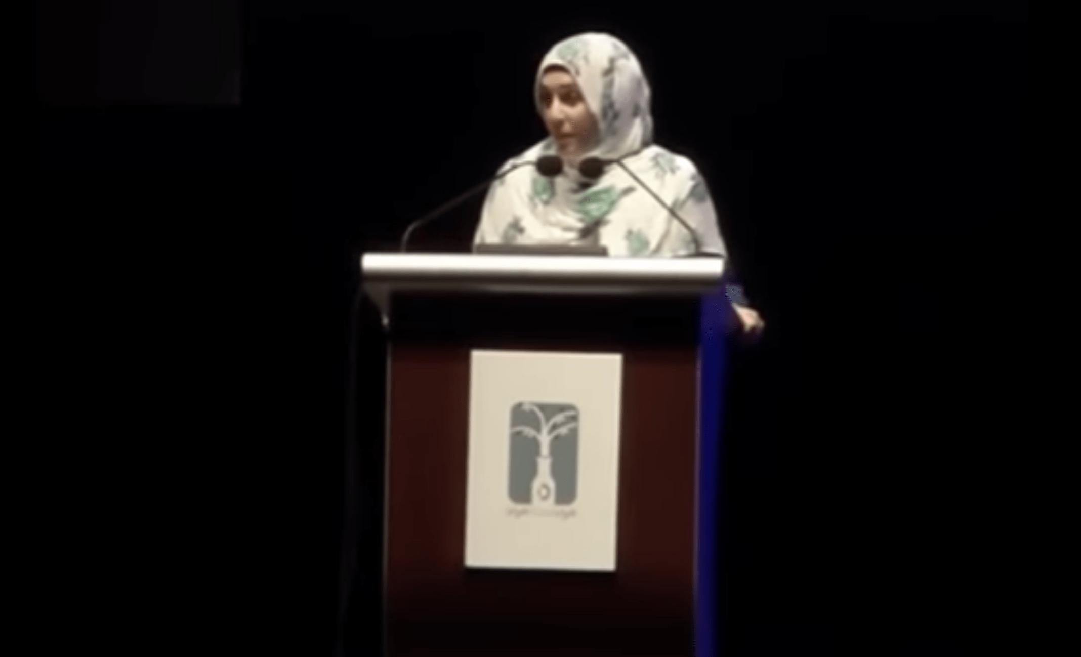 Yasmin Mogahed – Quran as a Healing